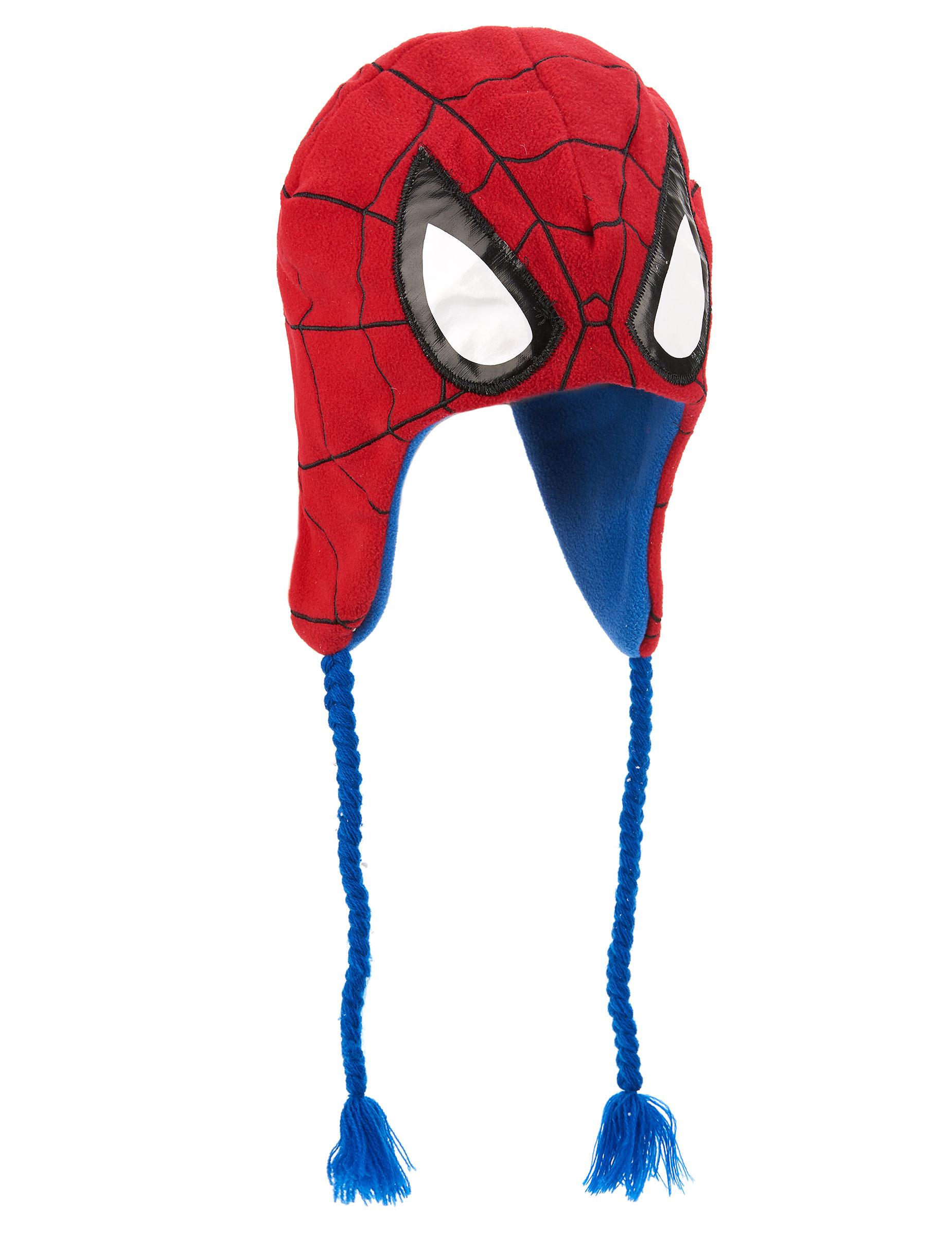 spiderman m tze f r erwachsene h te und g nstige faschingskost me vegaoo. Black Bedroom Furniture Sets. Home Design Ideas