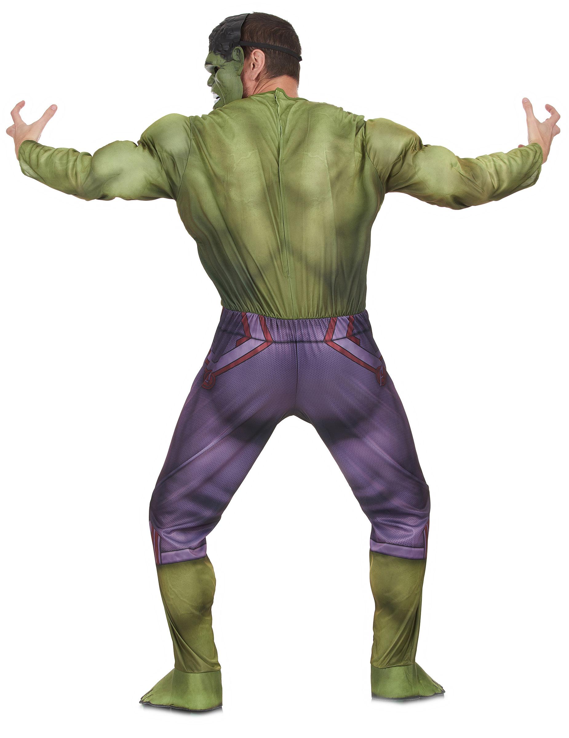 Verkleidung Hulk Film 2 Kostme Fr Erwachseneund