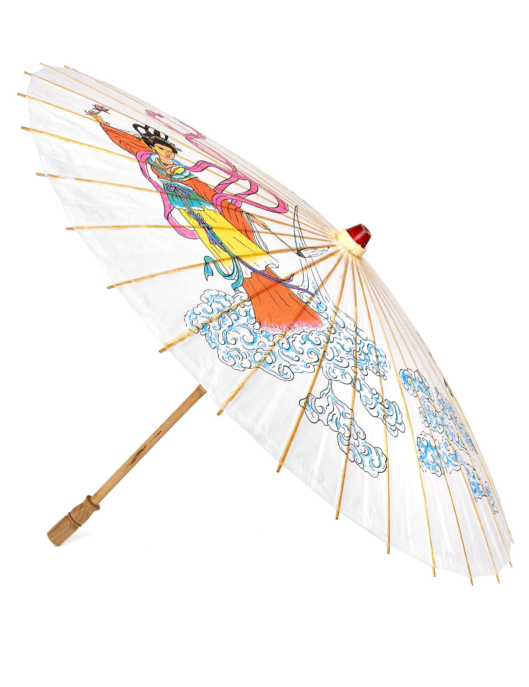 Sonnenschirm chinesisch 100 cm 79489