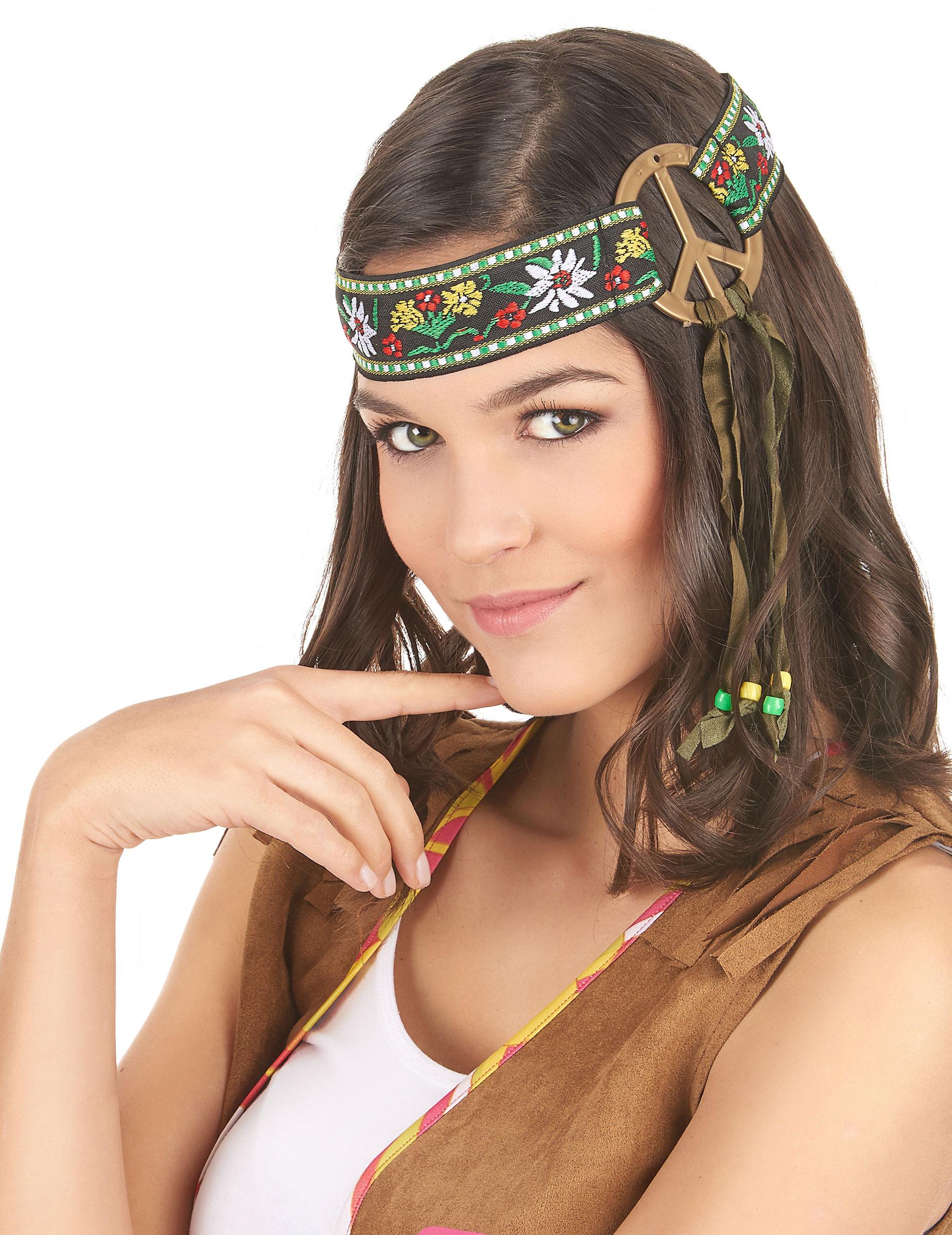 Hippie Haarband Fur Erwachsene