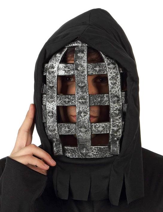 gitter maske halloween f r erwachsene auf. Black Bedroom Furniture Sets. Home Design Ideas