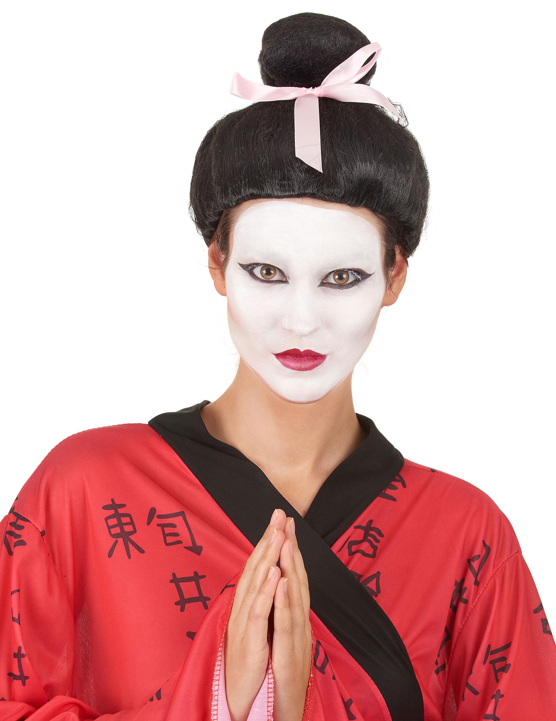 Geisha Perücke für Frauen 79897