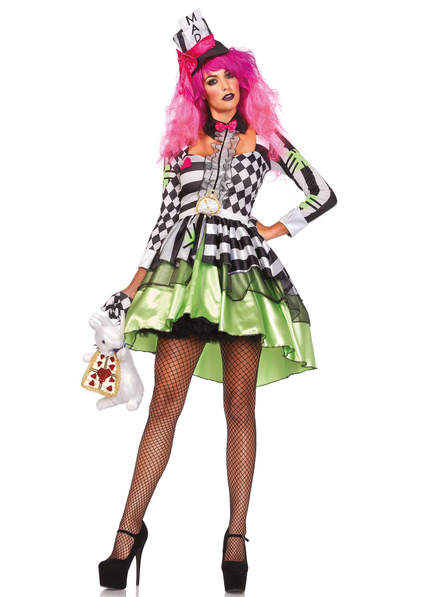 Verruckter Hutmacher Verkleidung Fur Frauen Kostume Fur Erwachsene