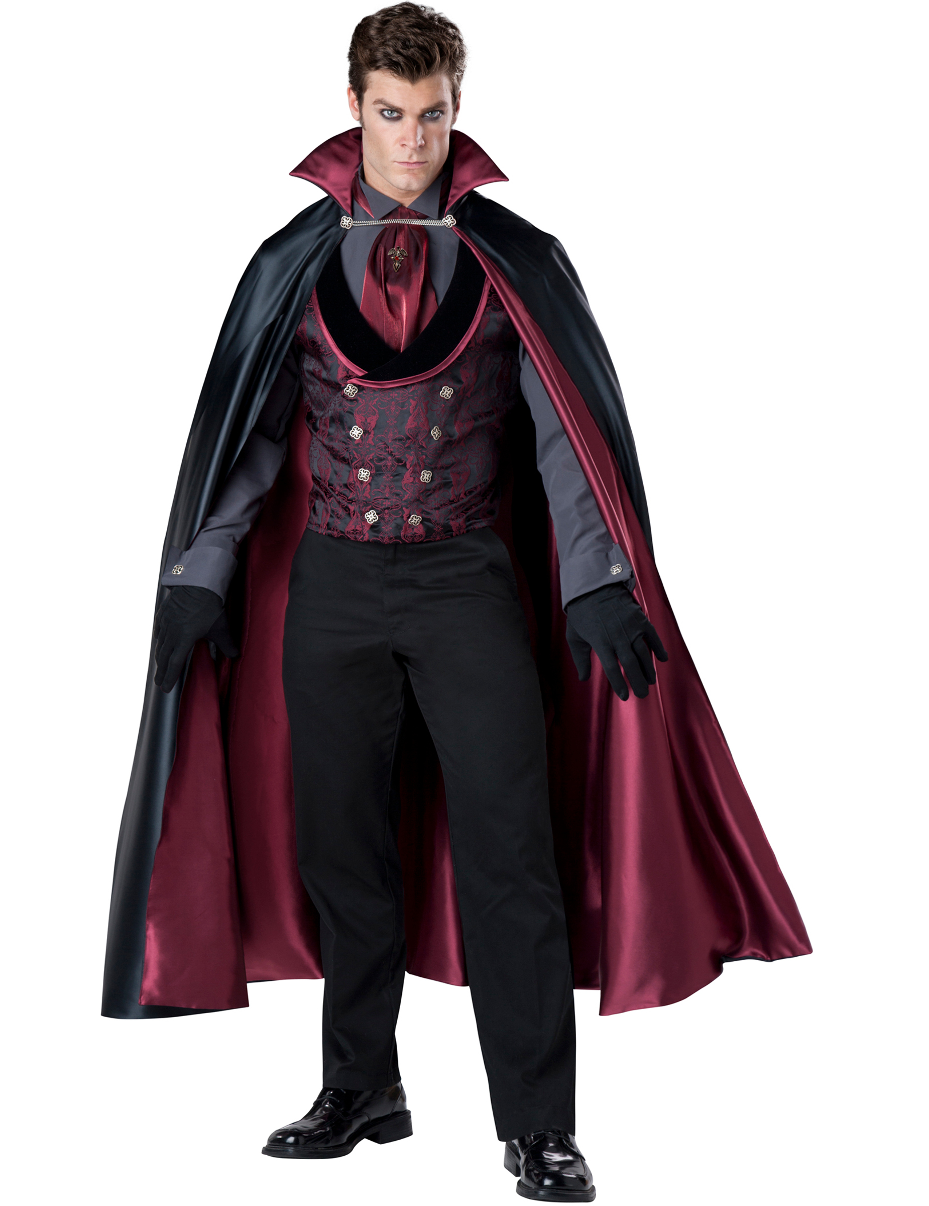 Vampire Men Clothing