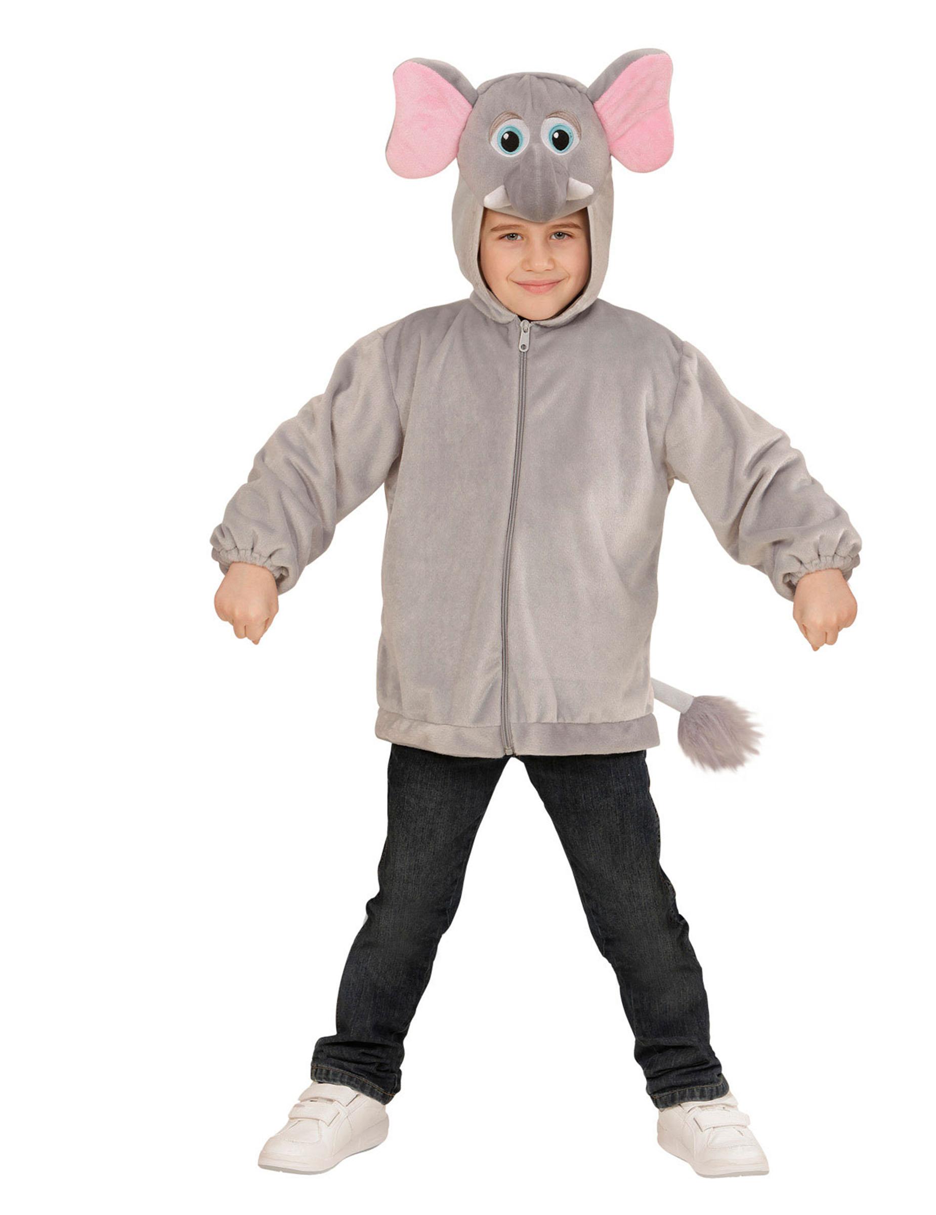 elefantenkapuzenjacke für kinder kostüme für kinderund