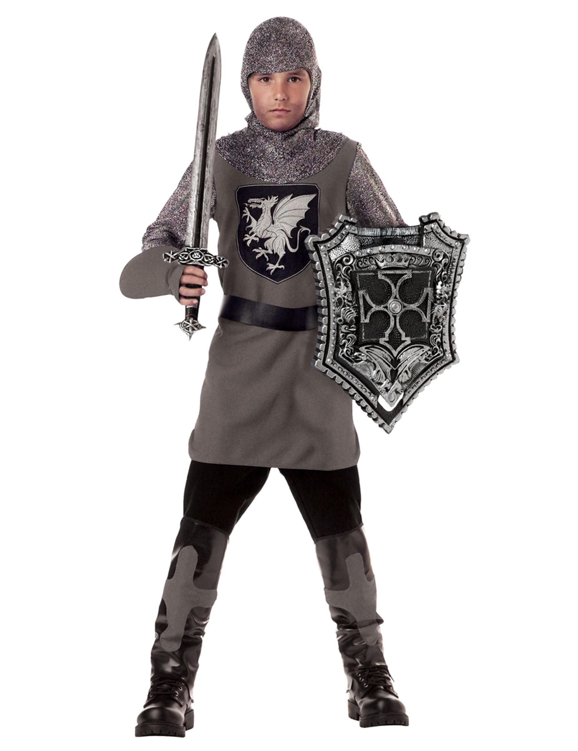#Kostüm tapferer Ritter für Jungen#