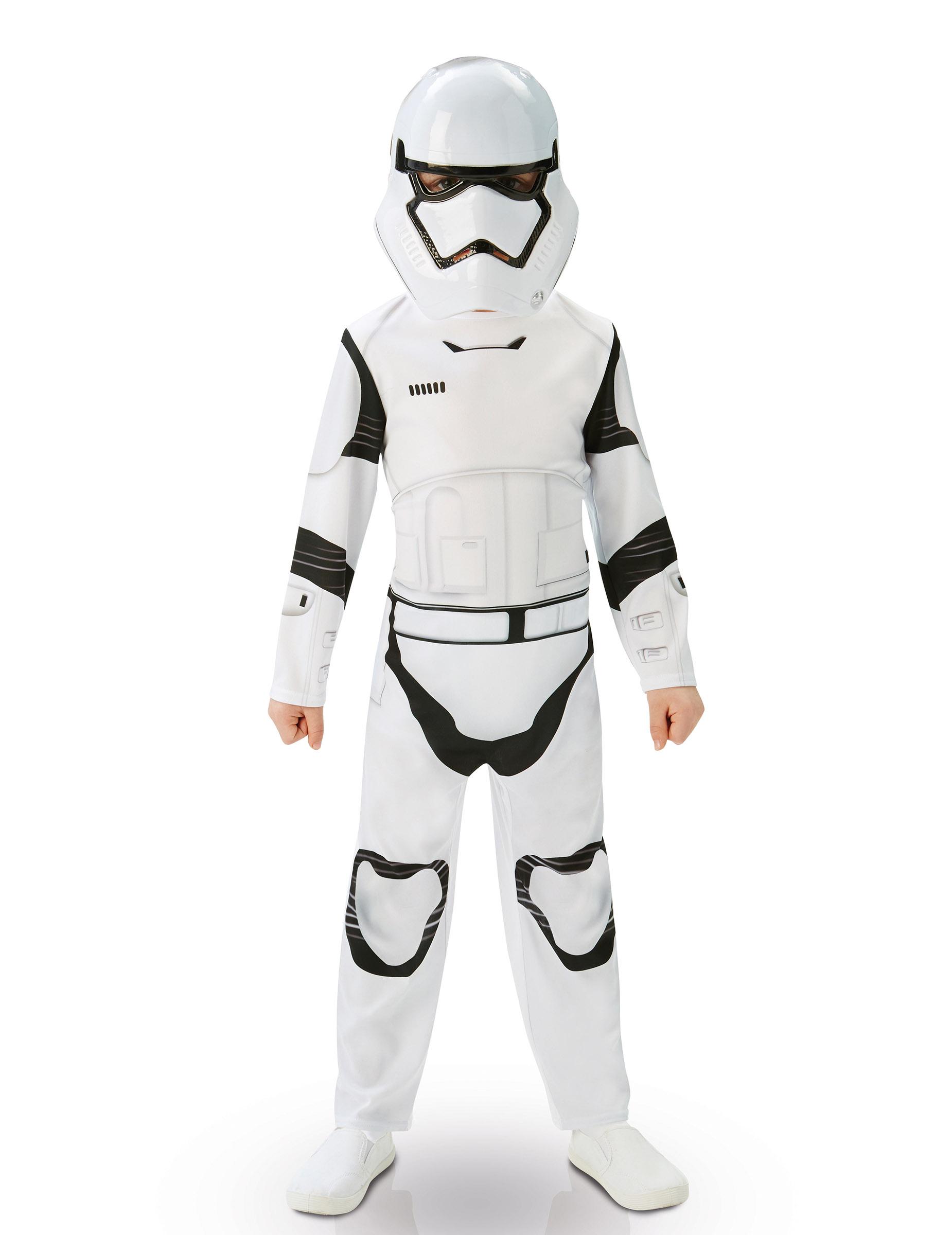 stormtrooper kost m star wars als overall f r kinder. Black Bedroom Furniture Sets. Home Design Ideas