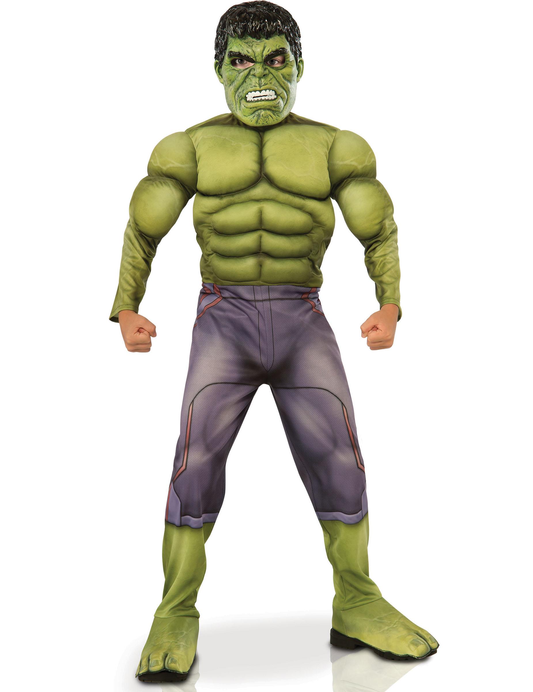 deluxe hulk kost m f r kinder avengers 2 kost me f r kinder und g nstige faschingskost me. Black Bedroom Furniture Sets. Home Design Ideas