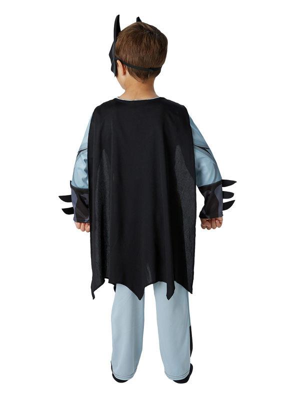 batman superheld kost m f r kinder. Black Bedroom Furniture Sets. Home Design Ideas