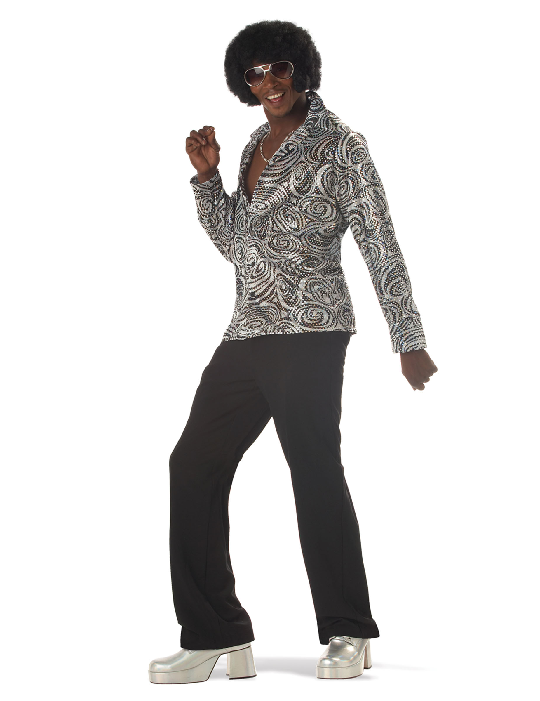 70er jahre disco schlagermove outfit f r erwachsene. Black Bedroom Furniture Sets. Home Design Ideas