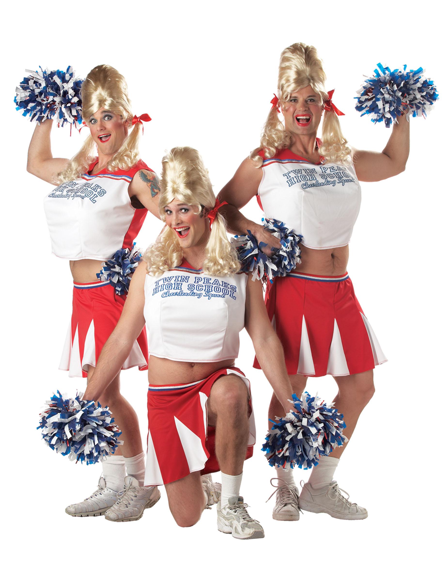 cheerleader kost m f r erwachsene kost me f r erwachsene und g nstige faschingskost me vegaoo. Black Bedroom Furniture Sets. Home Design Ideas