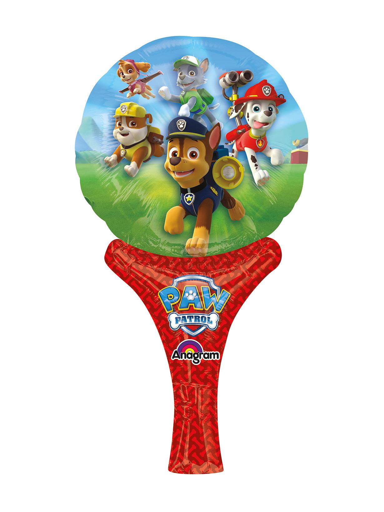 aluluftballon paw patrol™ partydekound günstige