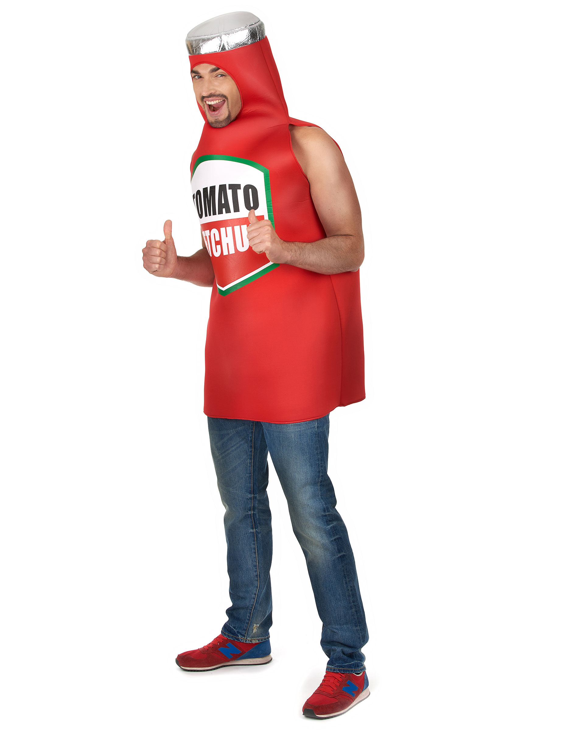 tomato ketchup flaschen kost m f r erwachsene. Black Bedroom Furniture Sets. Home Design Ideas