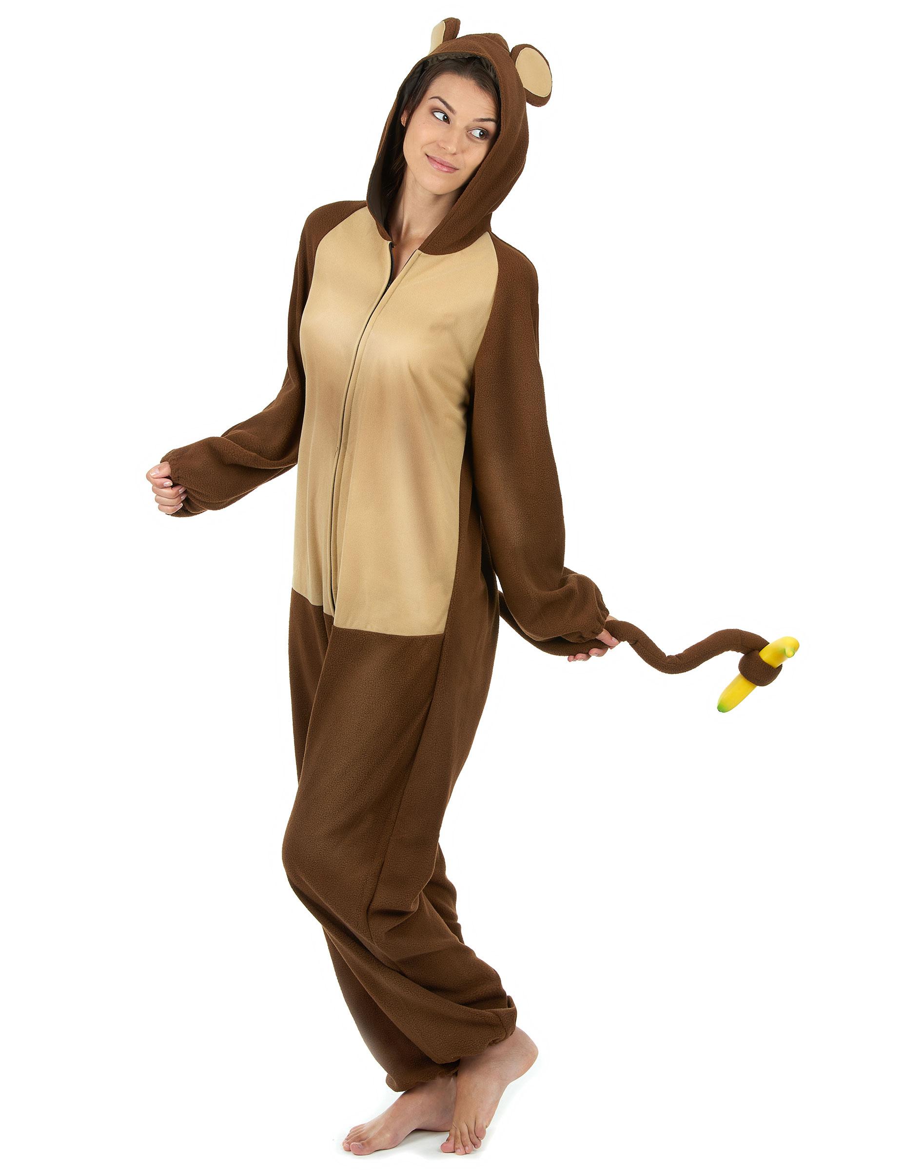 Картинка в костюме обезьянки
