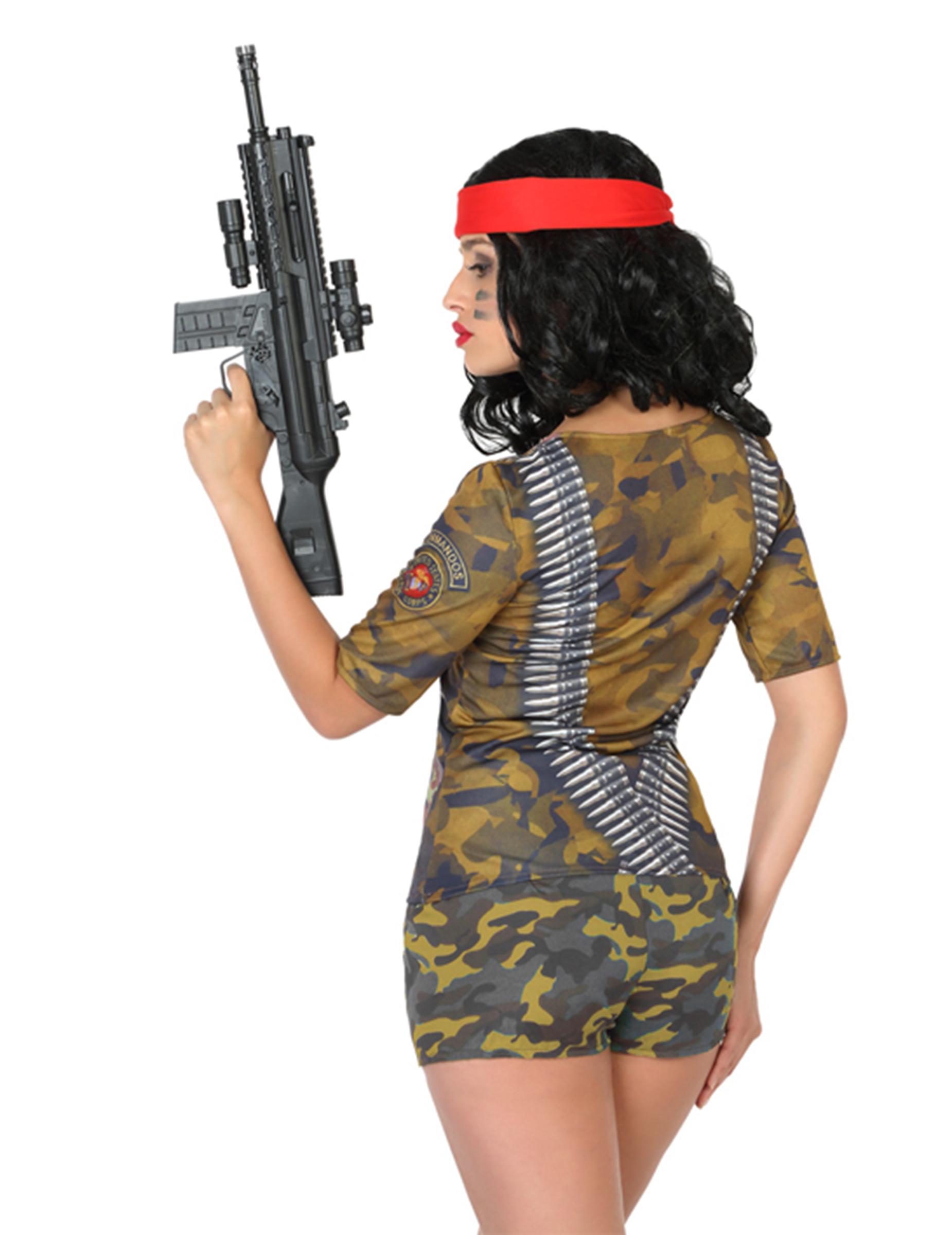 soldaten t shirt f r damen kost me f r erwachsene und. Black Bedroom Furniture Sets. Home Design Ideas