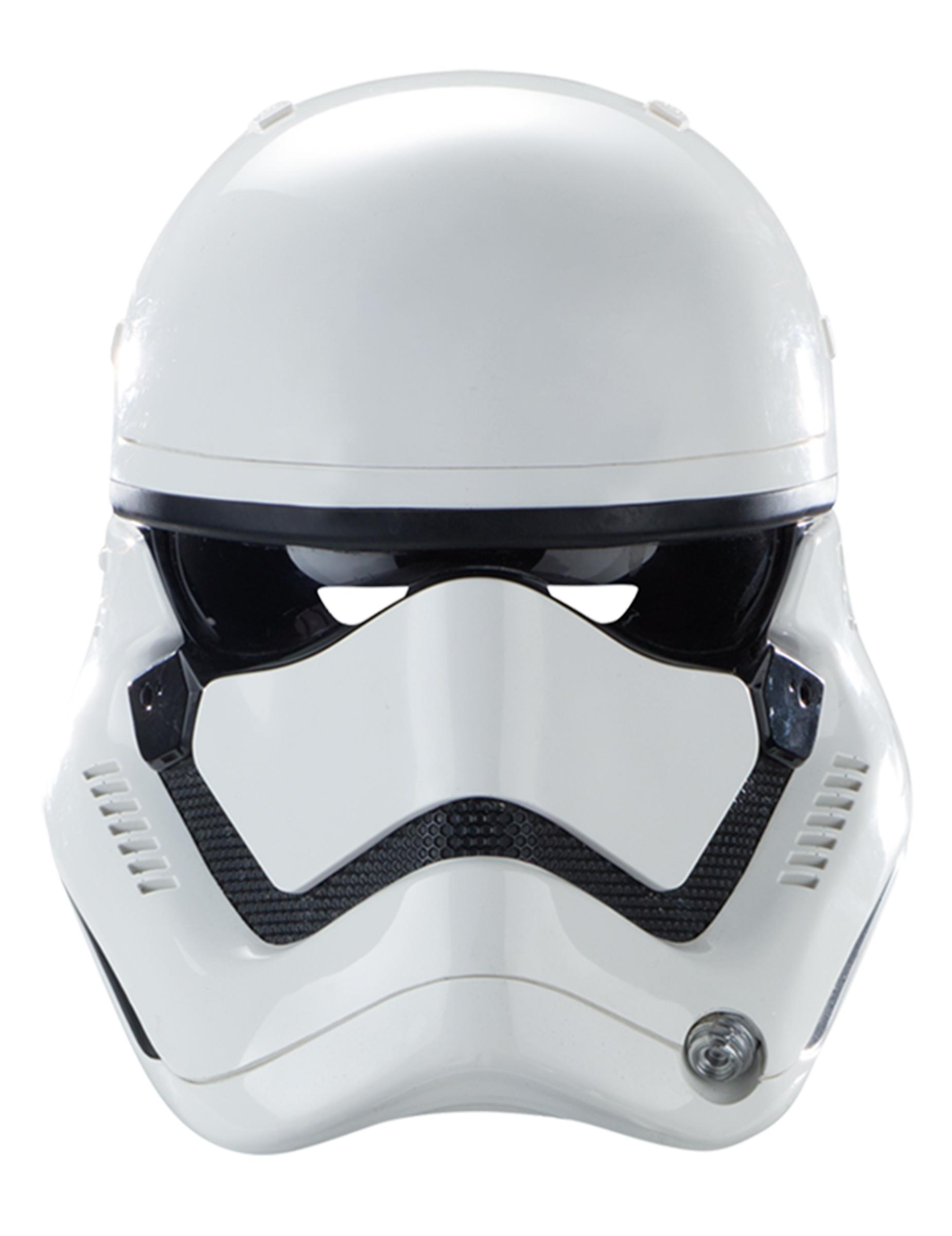 maske stormtrooper aus star wars vii aus pappe. Black Bedroom Furniture Sets. Home Design Ideas