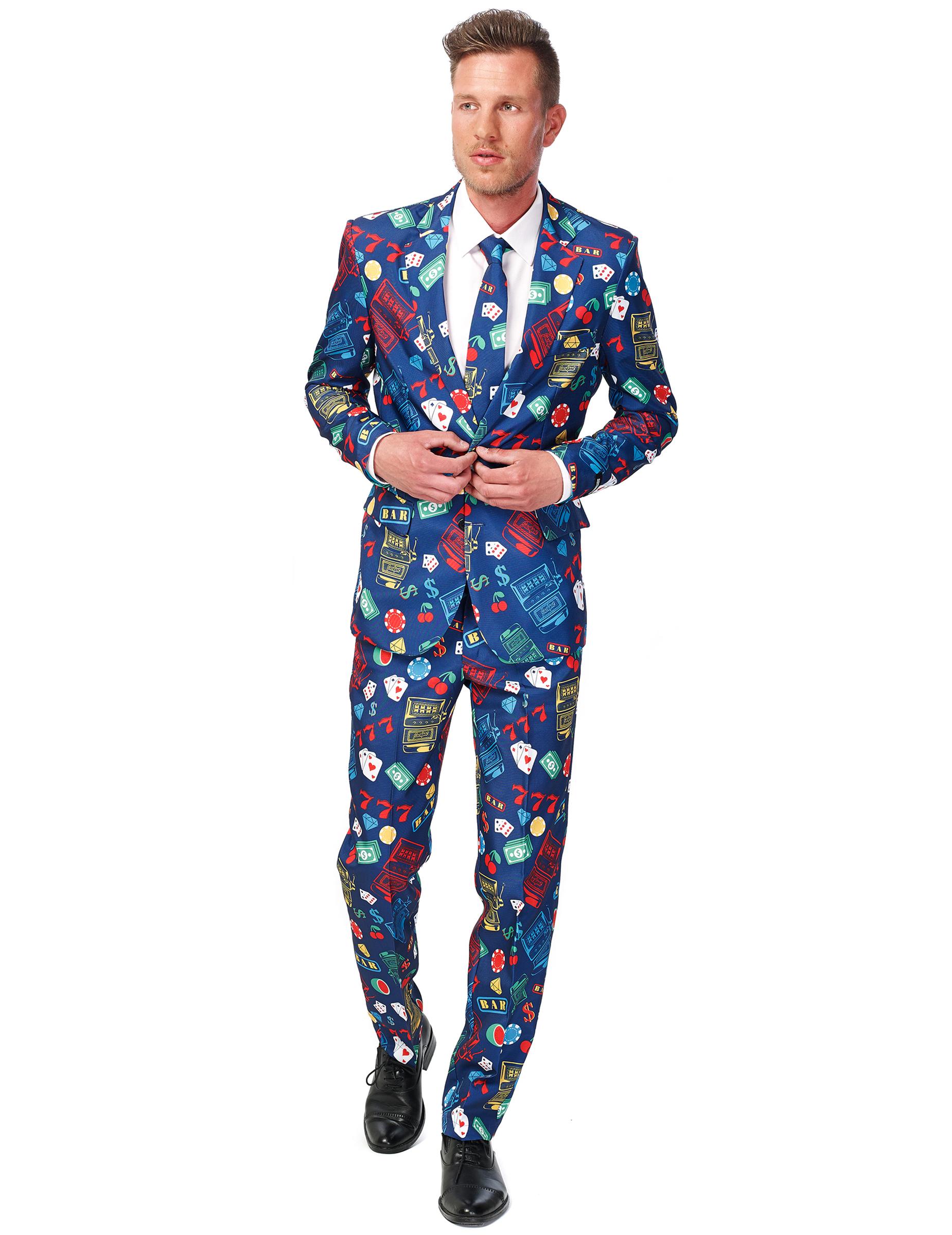 Mottoparty Las Vegas Kleidung Und Kostume Vegaoo De