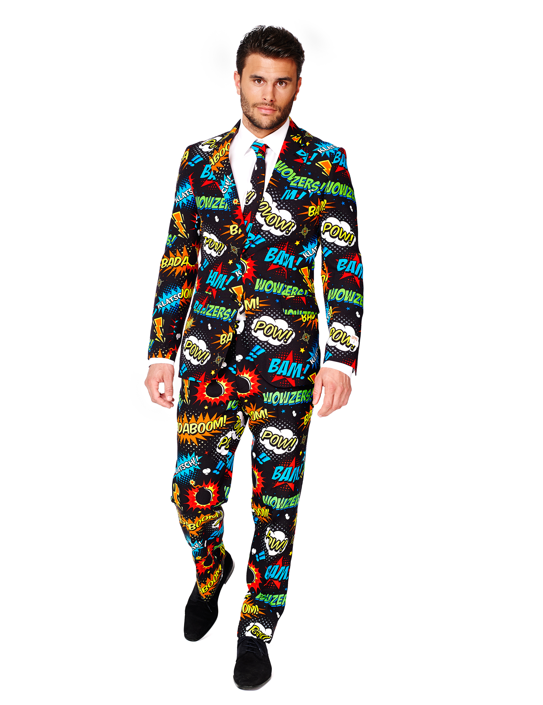 Opposuits Anzug Mr. Comic - L (54) 83130