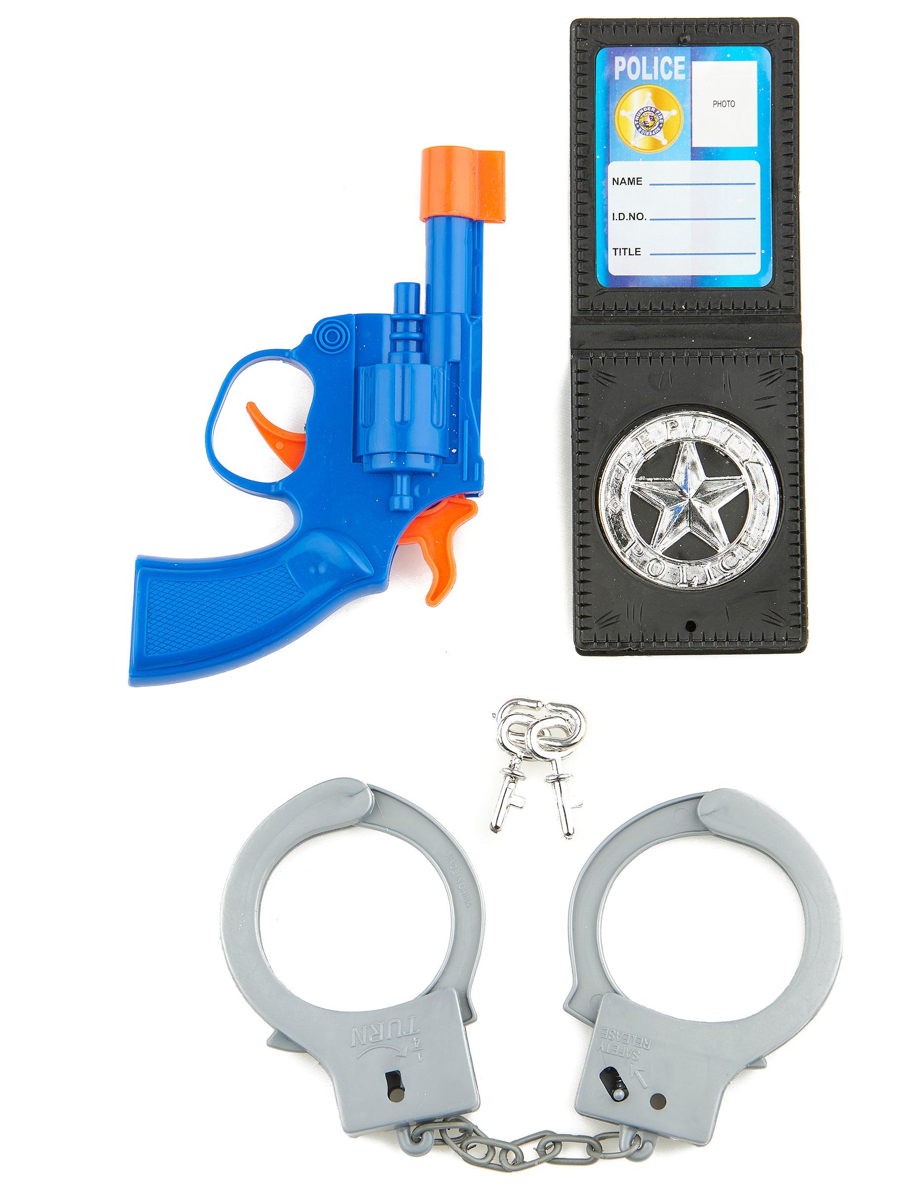 polizei set für kinder bunt accessoiresund günstige