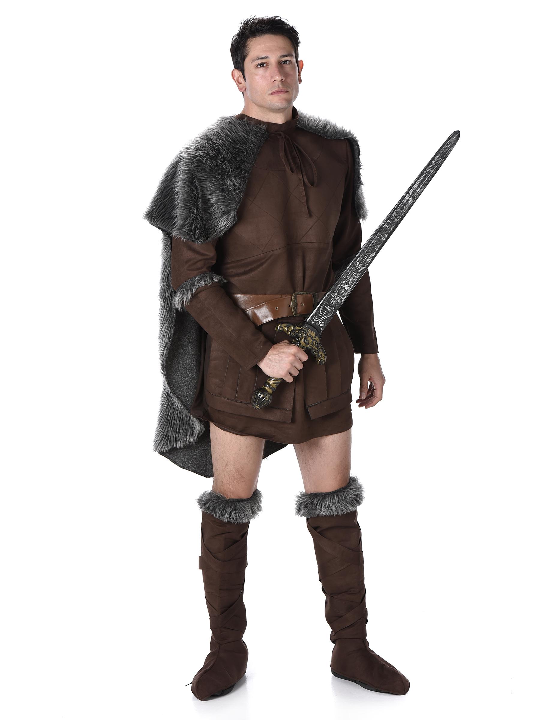 Wikinger Prinz Kostum Fur Herren Kostume Fur Erwachsene Und