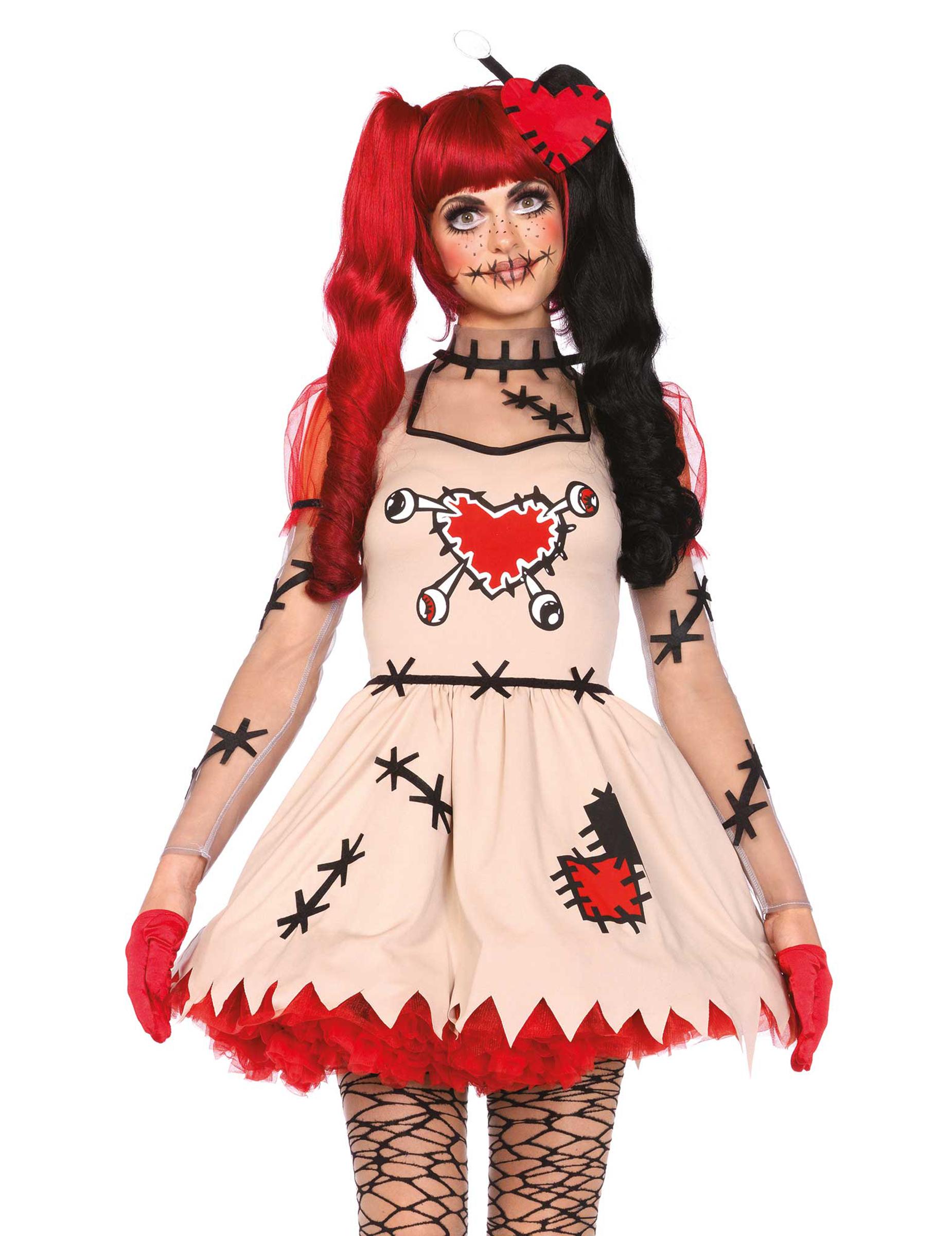 halloween doll costume homemade