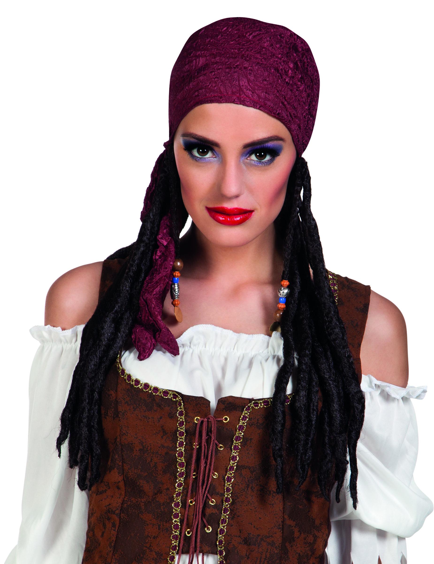 Piraten Perücke 153533