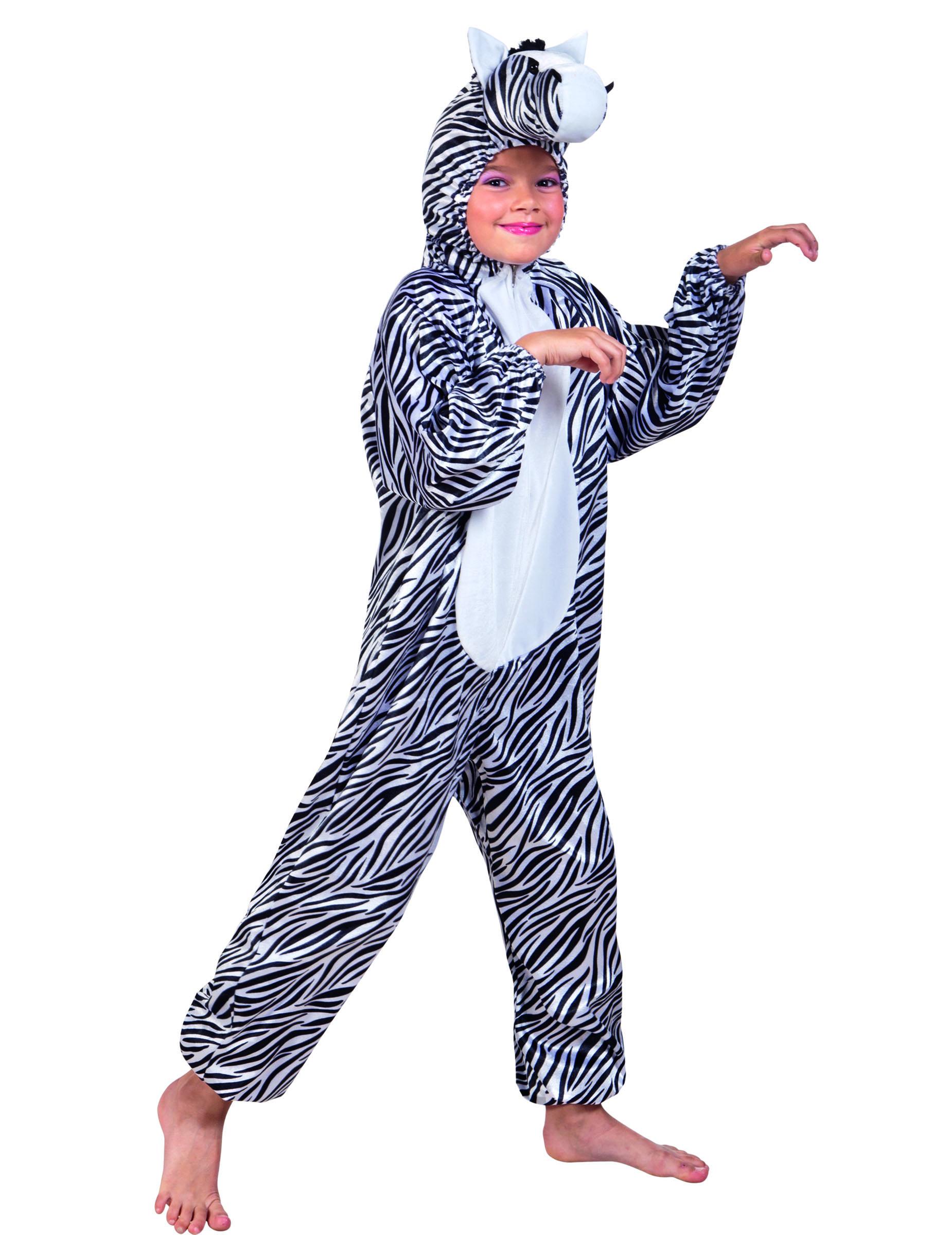 zebra kost m f r kinder kost me f r kinder und g nstige faschingskost me vegaoo. Black Bedroom Furniture Sets. Home Design Ideas