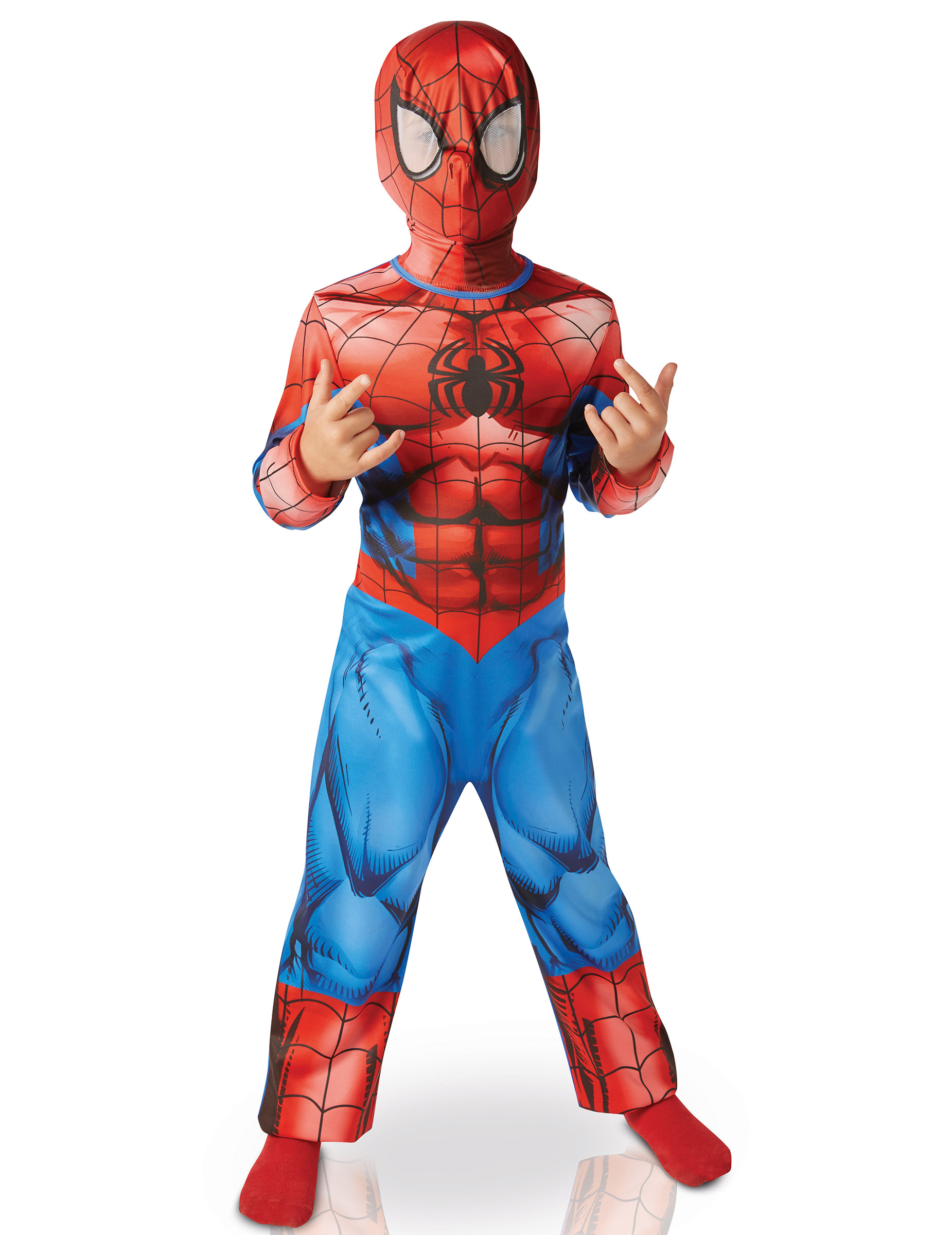ultimate spiderman kost m f r kinder kost me f r kinder und g nstige faschingskost me vegaoo. Black Bedroom Furniture Sets. Home Design Ideas