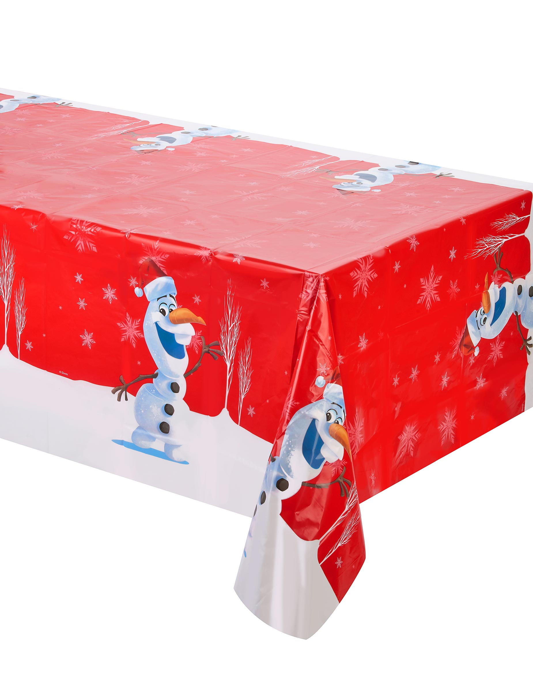 olaf weihnachts tischdecke die eisk nigin partydeko und g nstige faschingskost me vegaoo. Black Bedroom Furniture Sets. Home Design Ideas