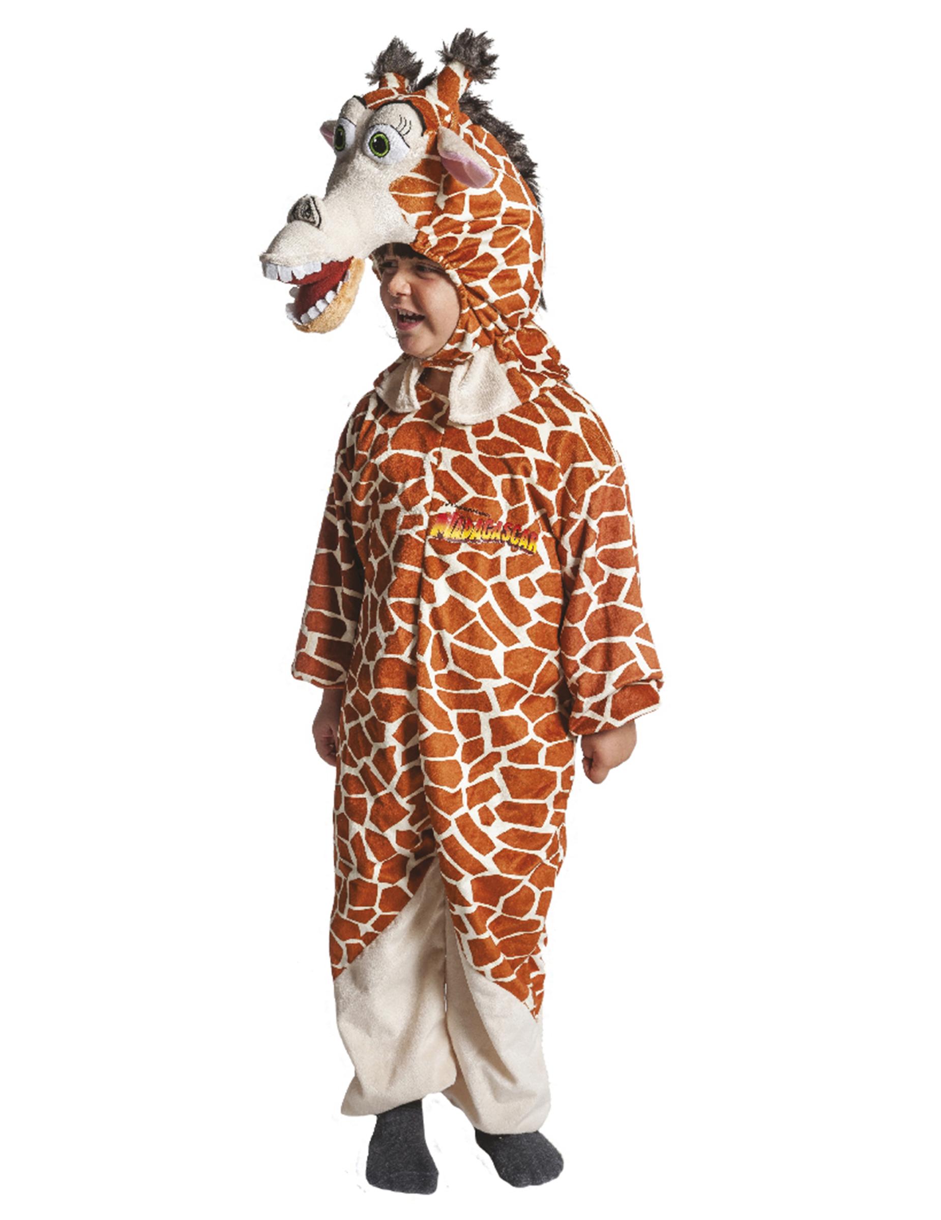 giraffen kostuem melman aus madagascar fuer kinder