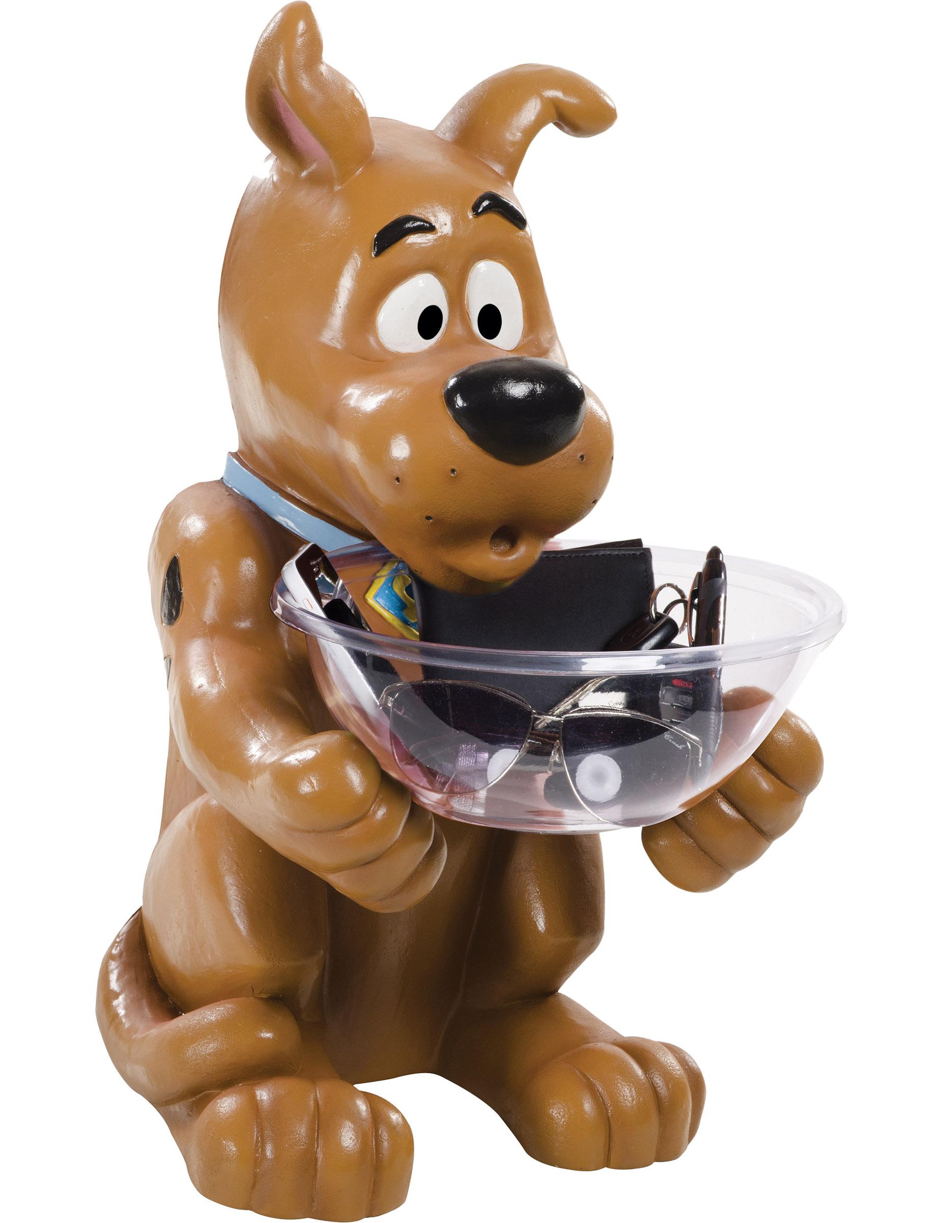 Scooby-Doo™ Figur mit bonbon Schüssel: Partydeko,und günstige ...