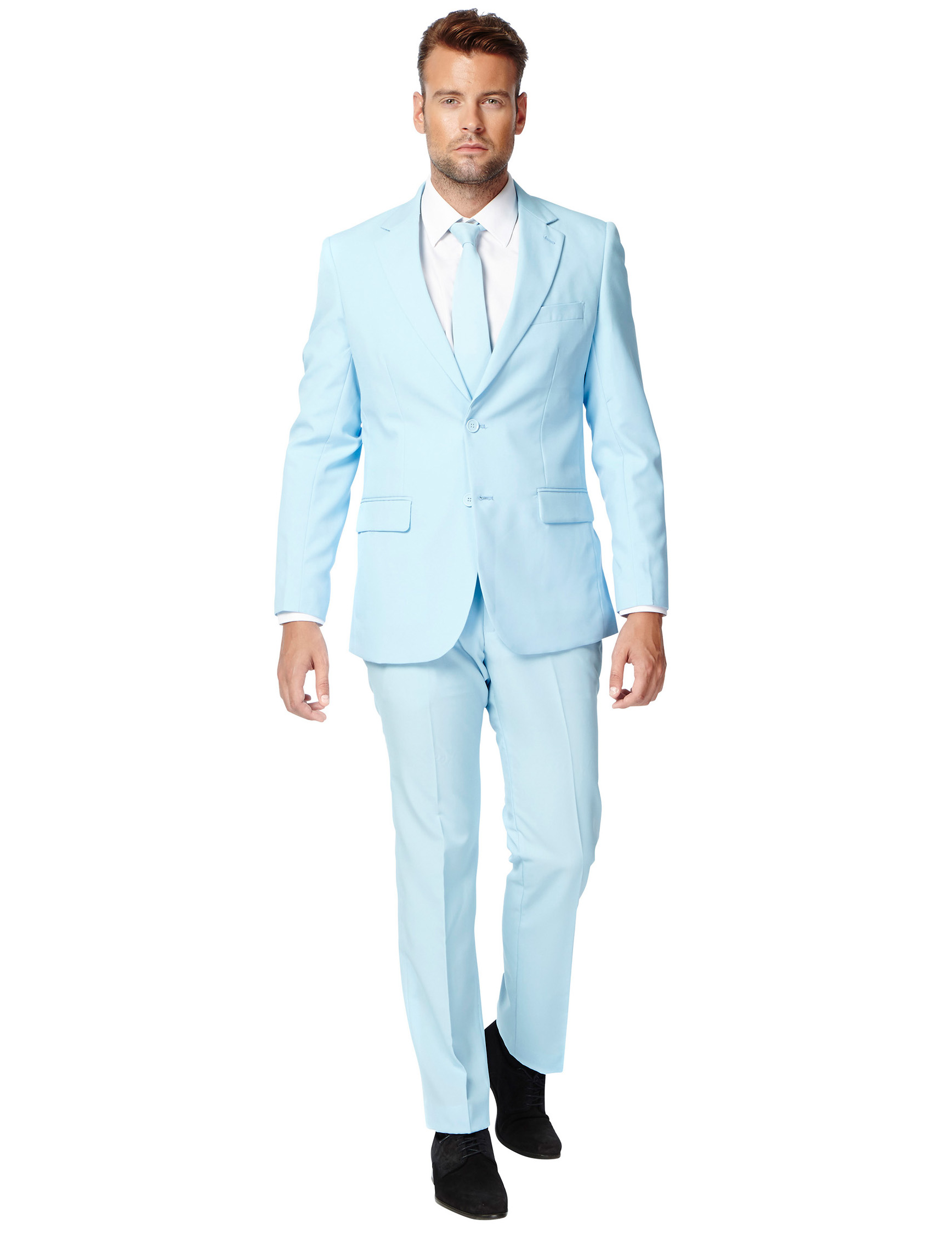 opposuits anzug in hellblau f r herren cool blue. Black Bedroom Furniture Sets. Home Design Ideas