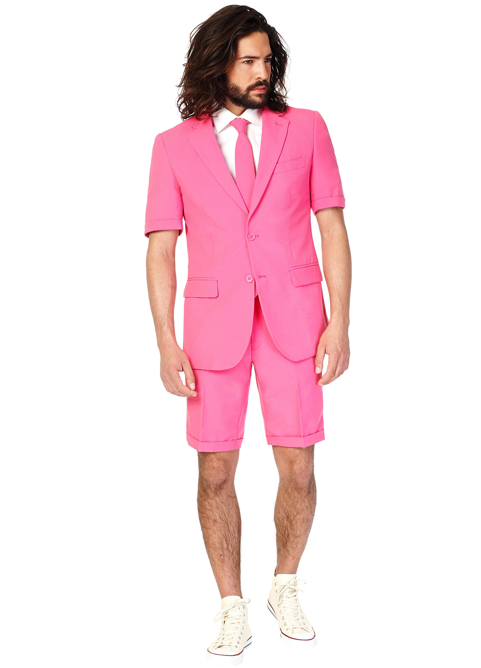 mr pink anzug opposuits f r herren. Black Bedroom Furniture Sets. Home Design Ideas