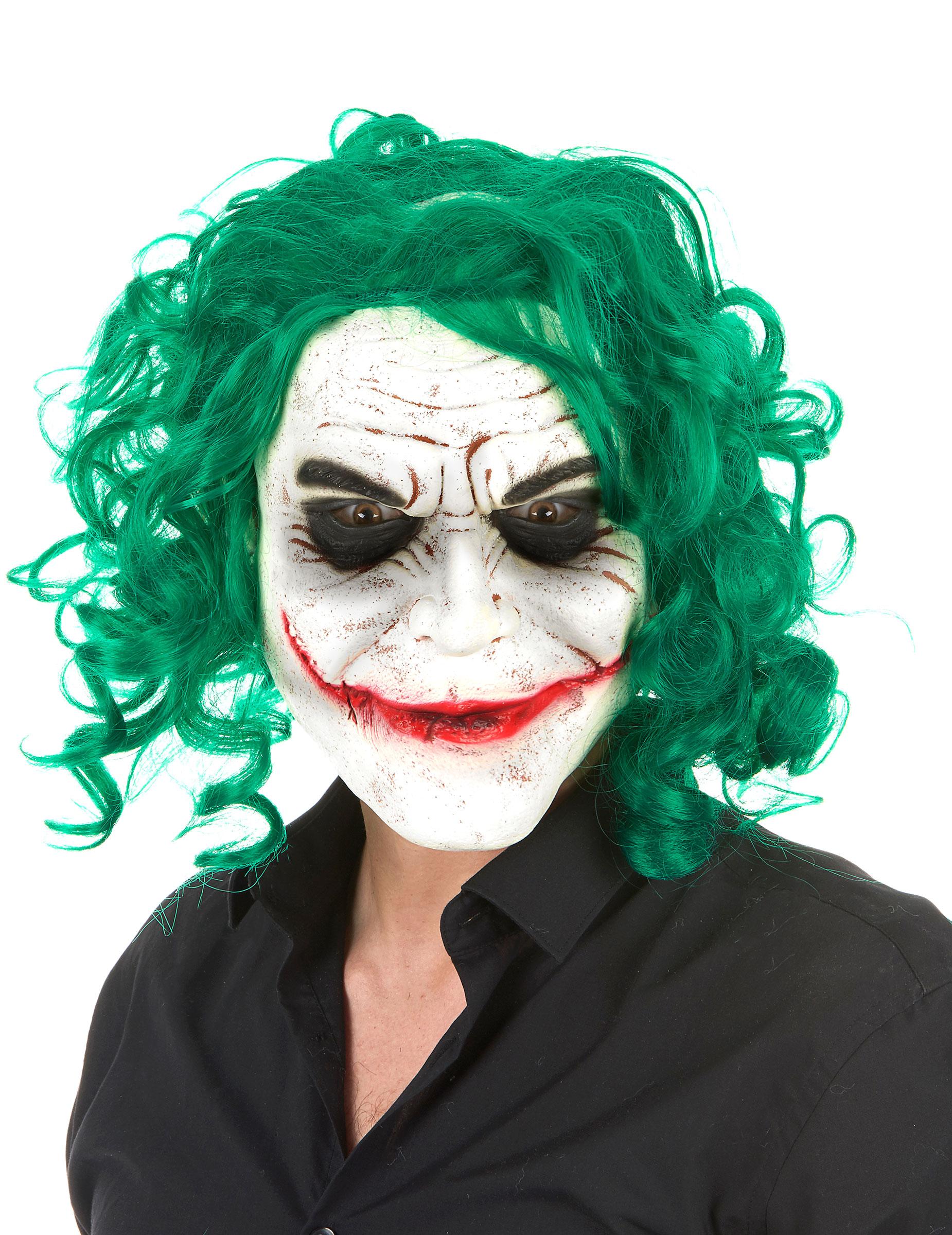 Psychopathen-Maske für Erwachsene 155162