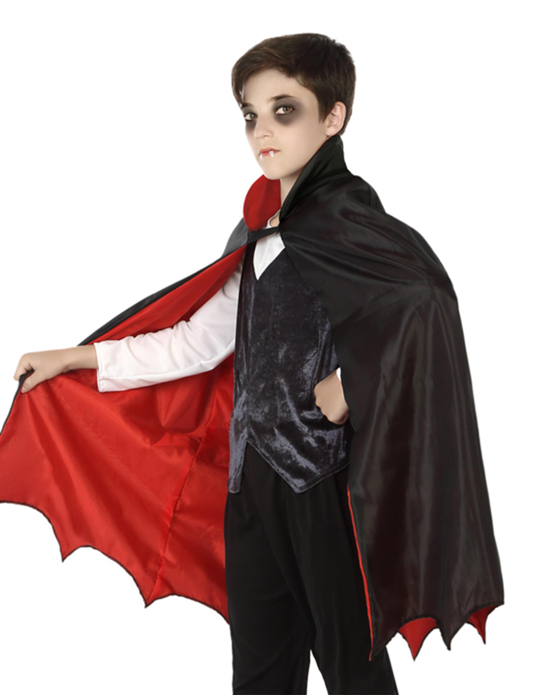 vampir umhang f r kinder accessoires und g nstige. Black Bedroom Furniture Sets. Home Design Ideas