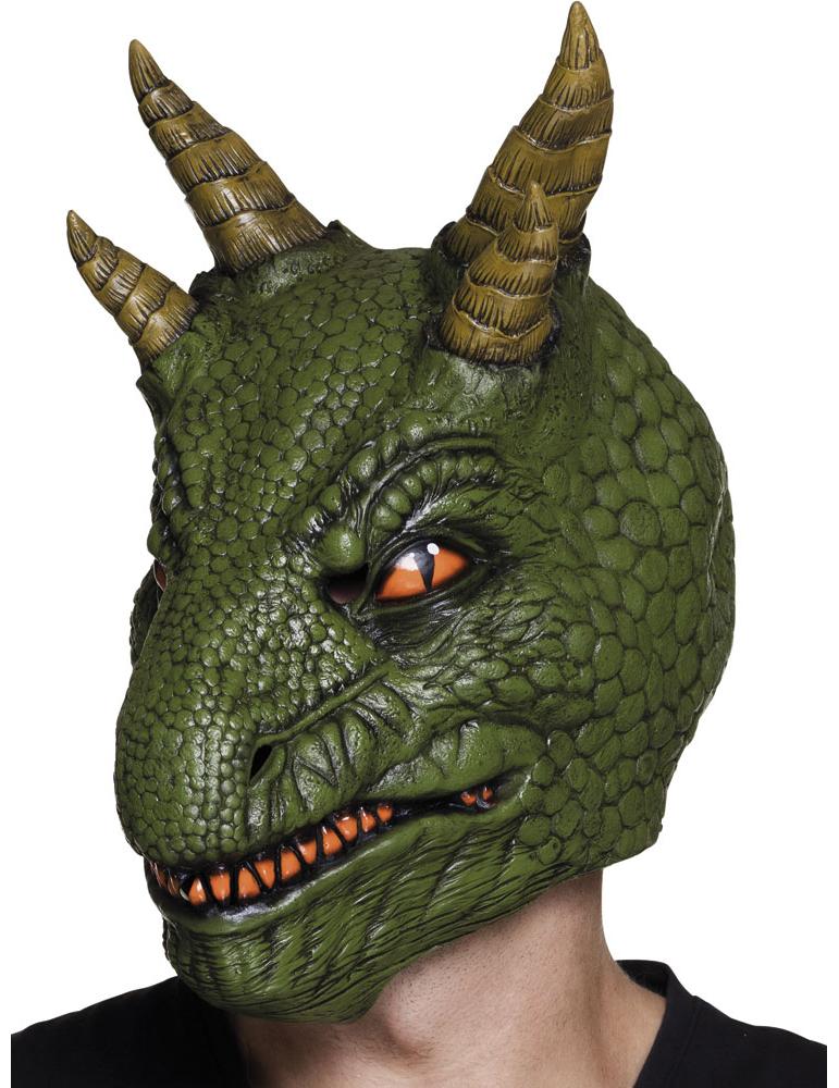 Dinosaurier-Maske für Erwachsene 155690