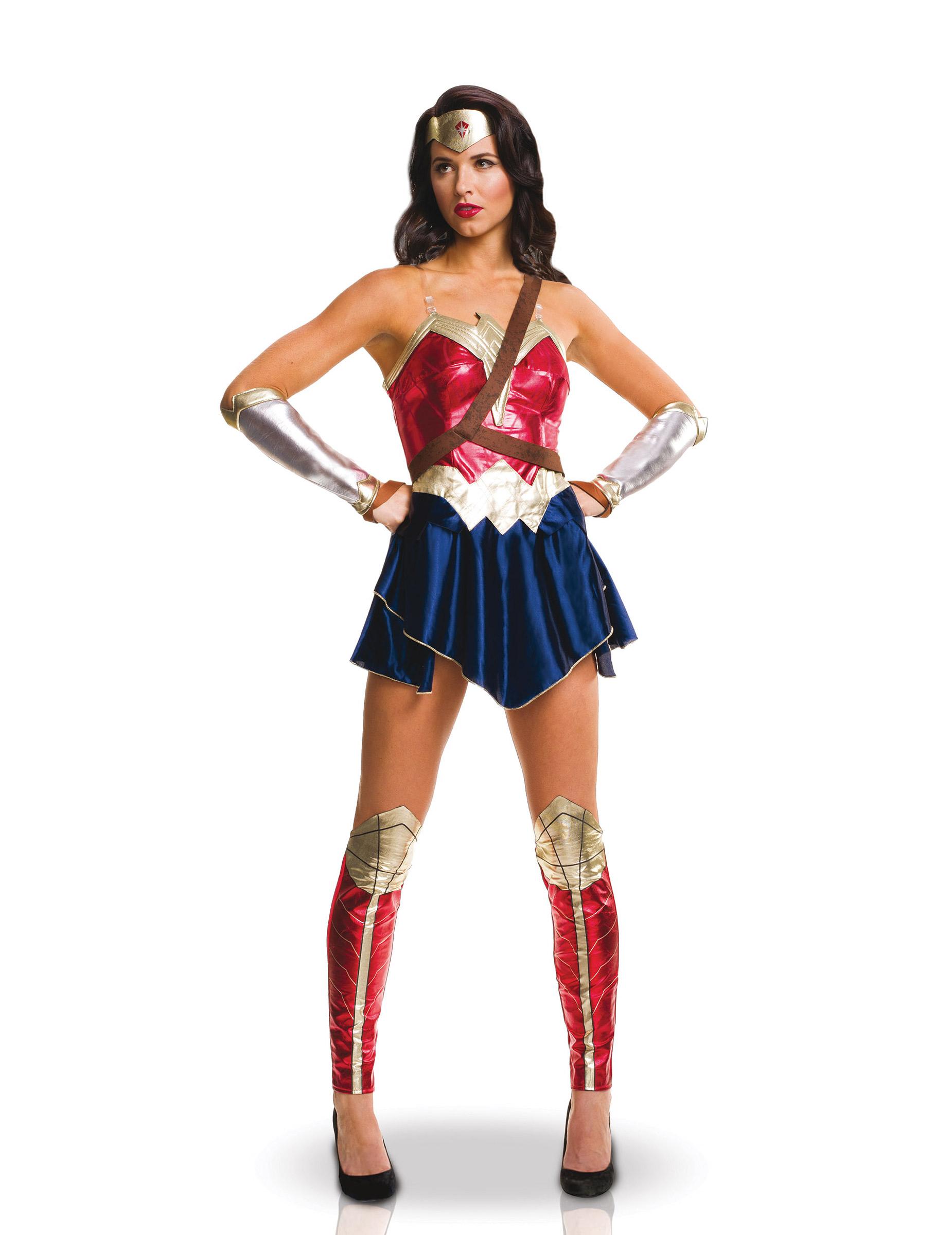 Wonder woman™ kostüm für damen kostüme erwachsene und