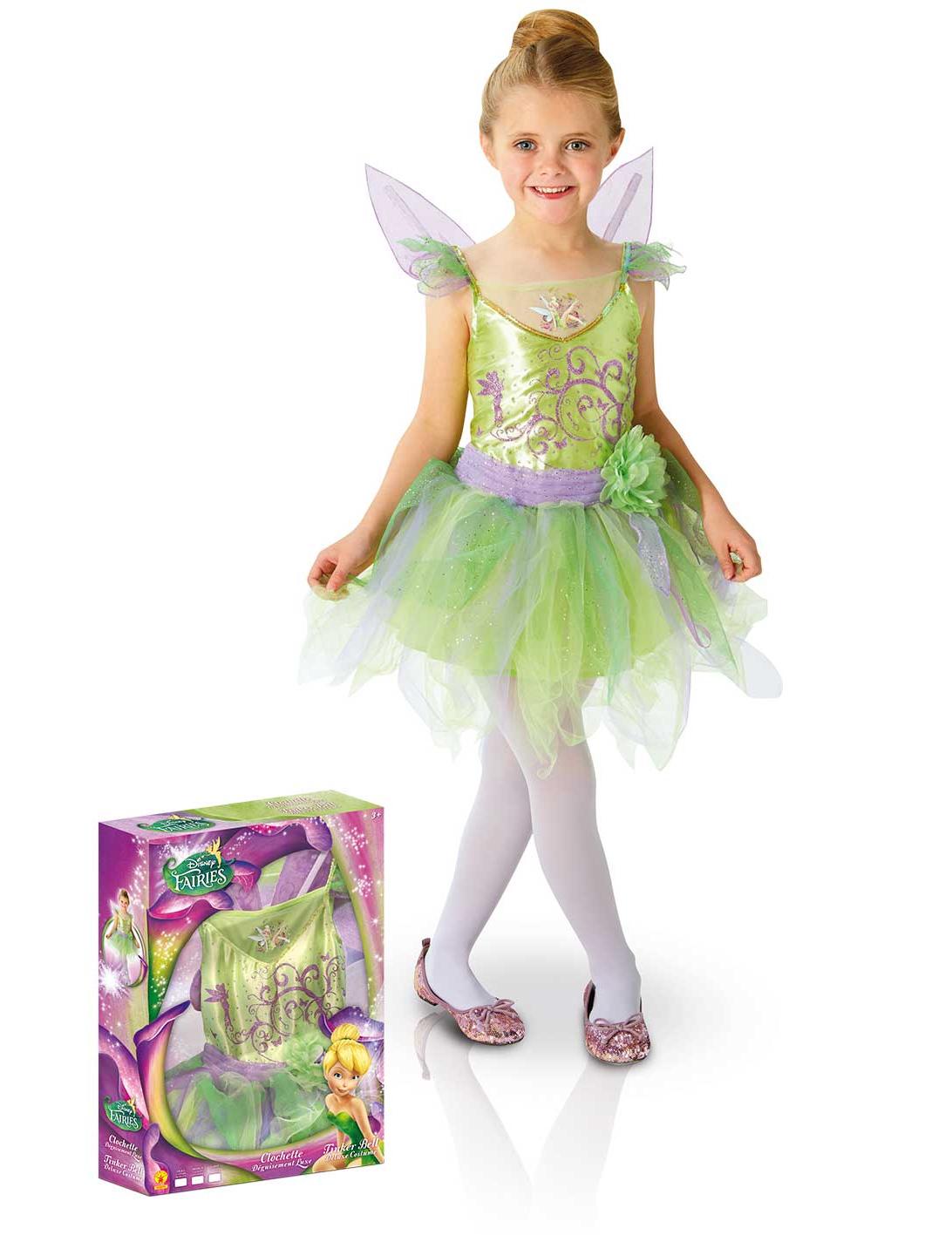 Offizielles Tinkerbell™ Kostüm für Kinder