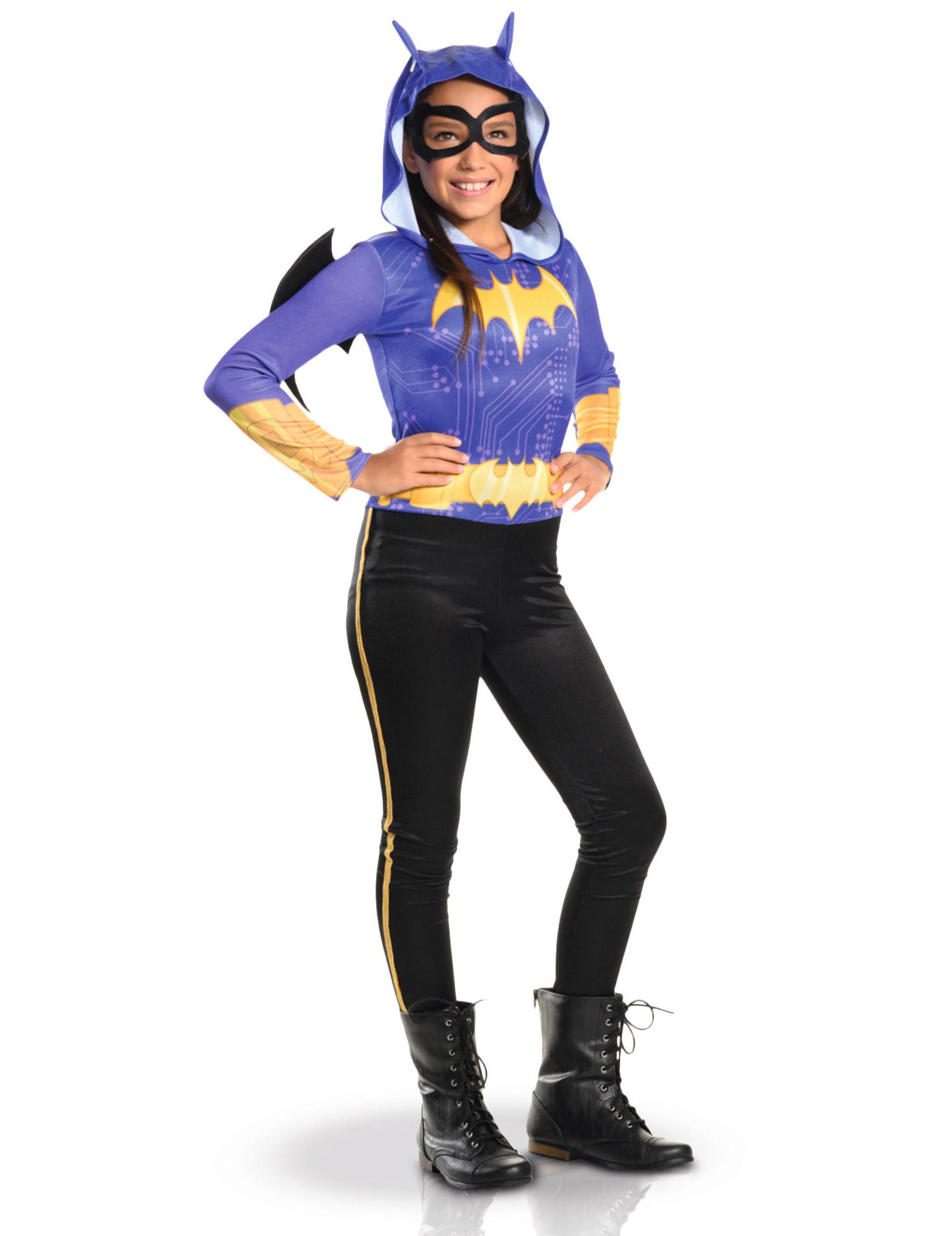 #Batgirl™ Kostüm für Teens – Superhero Girls™#