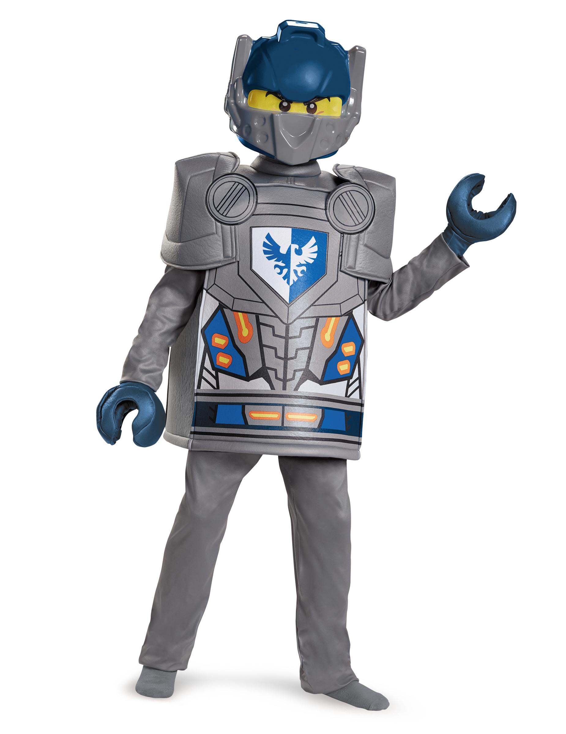Clay Nexo Knights Kinderkostüm Von Lego