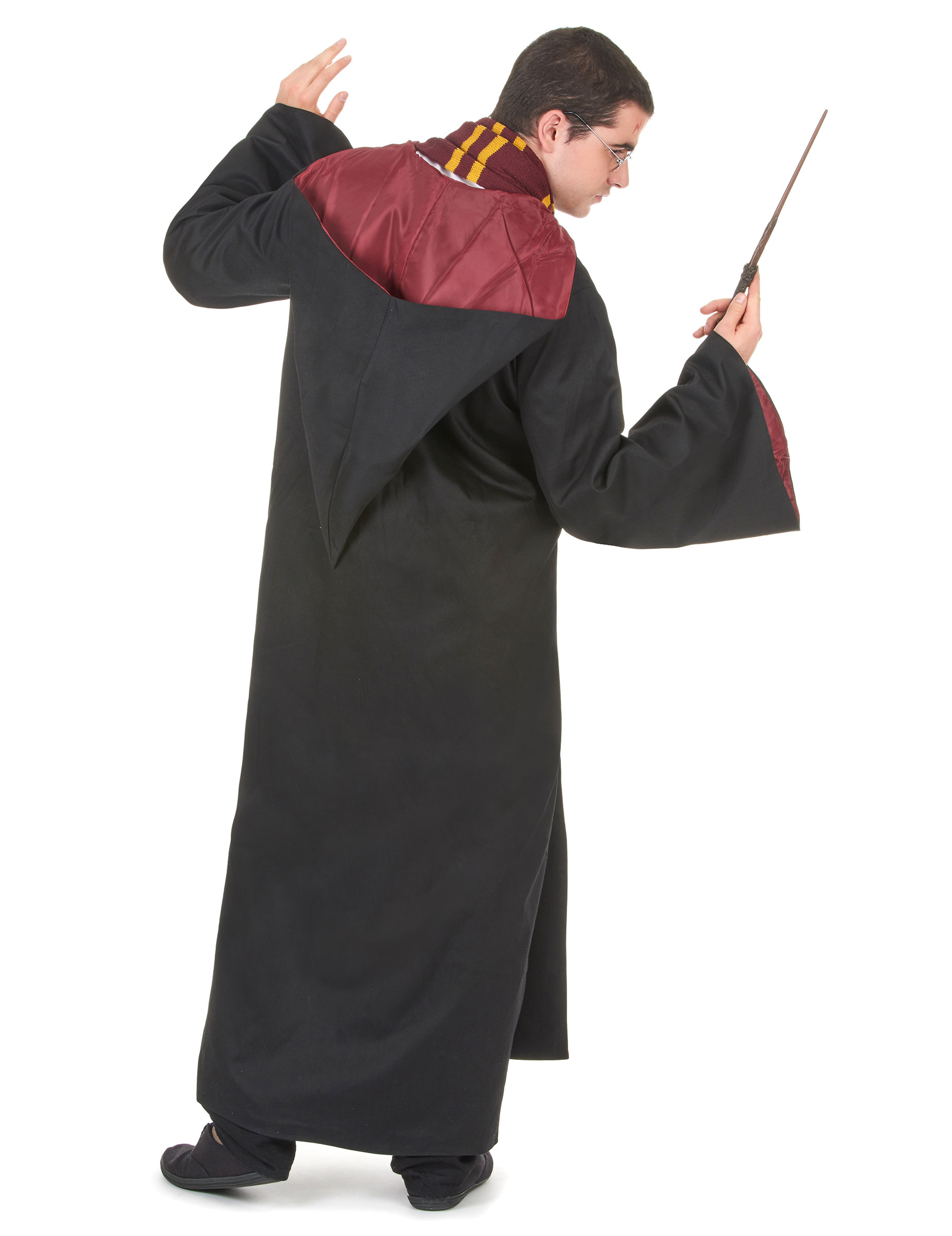 harry potter gryffindor schulrobe kost me f r erwachsene und g nstige faschingskost me vegaoo. Black Bedroom Furniture Sets. Home Design Ideas