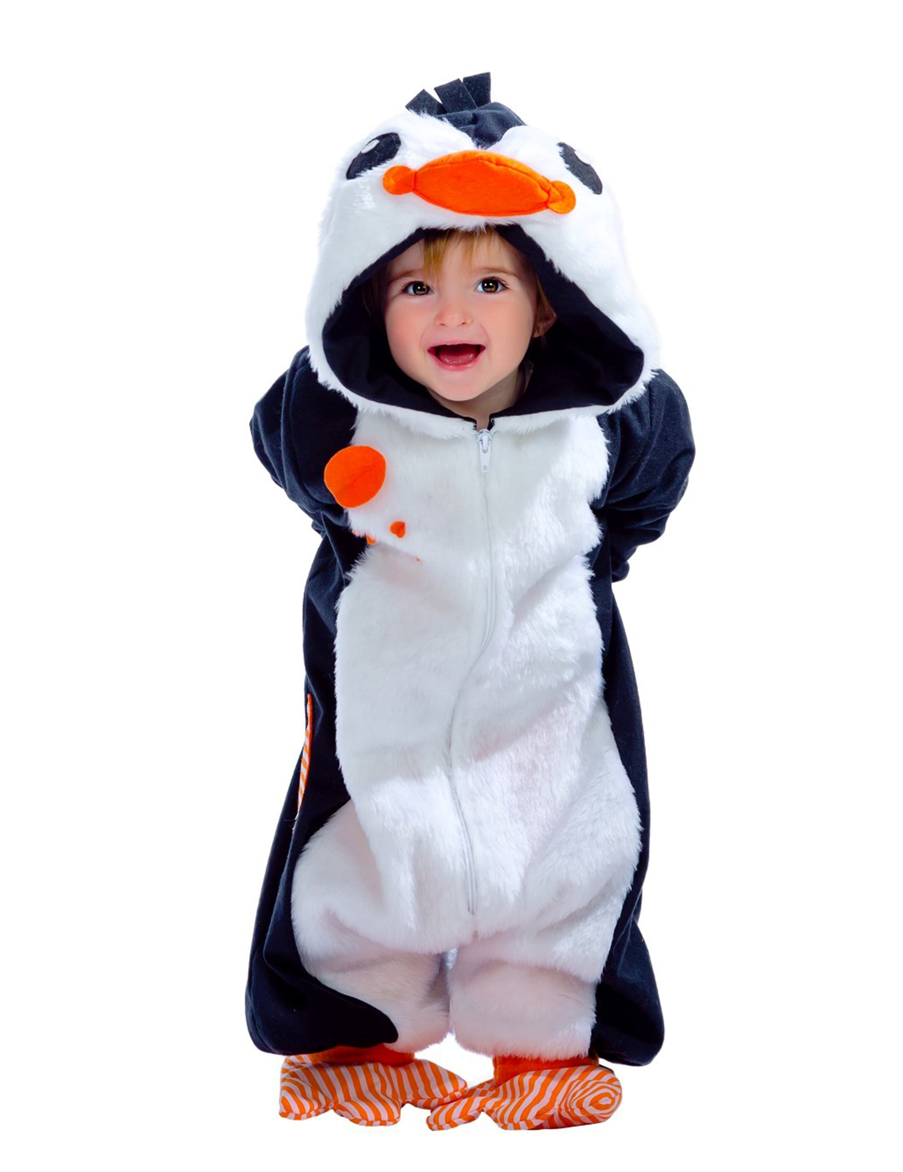 weiches pinguin kost m f r kleinkinder. Black Bedroom Furniture Sets. Home Design Ideas