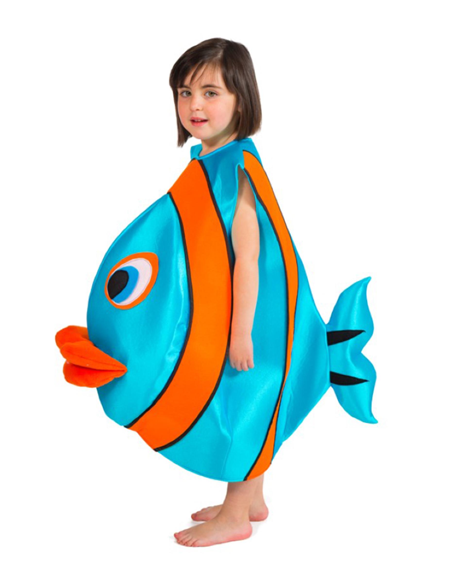 Fisch kost m f r kinder kost me f r kinder und g nstige - Disfraces de pina para ninos ...