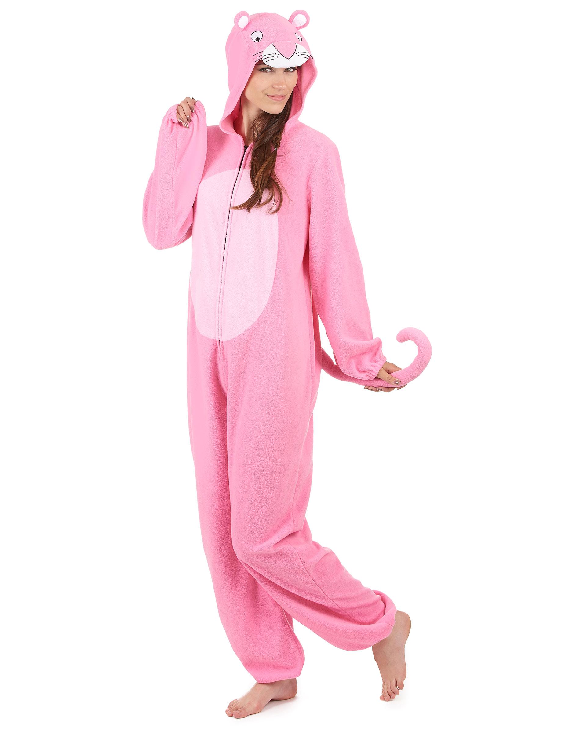 Panther Kostüm Für Für Damen Panther Panther Damen Rosa Rosa Kostüm Rosa qCxw4Bp