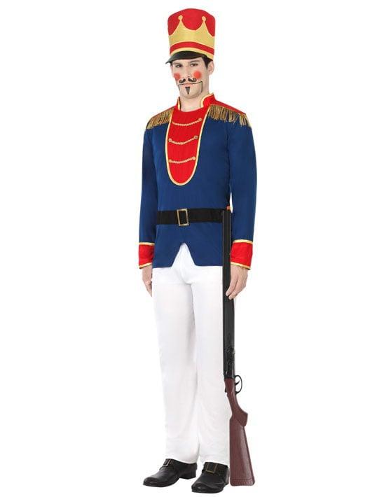 Nussknacker Kostüm für Herren - M / L 157948
