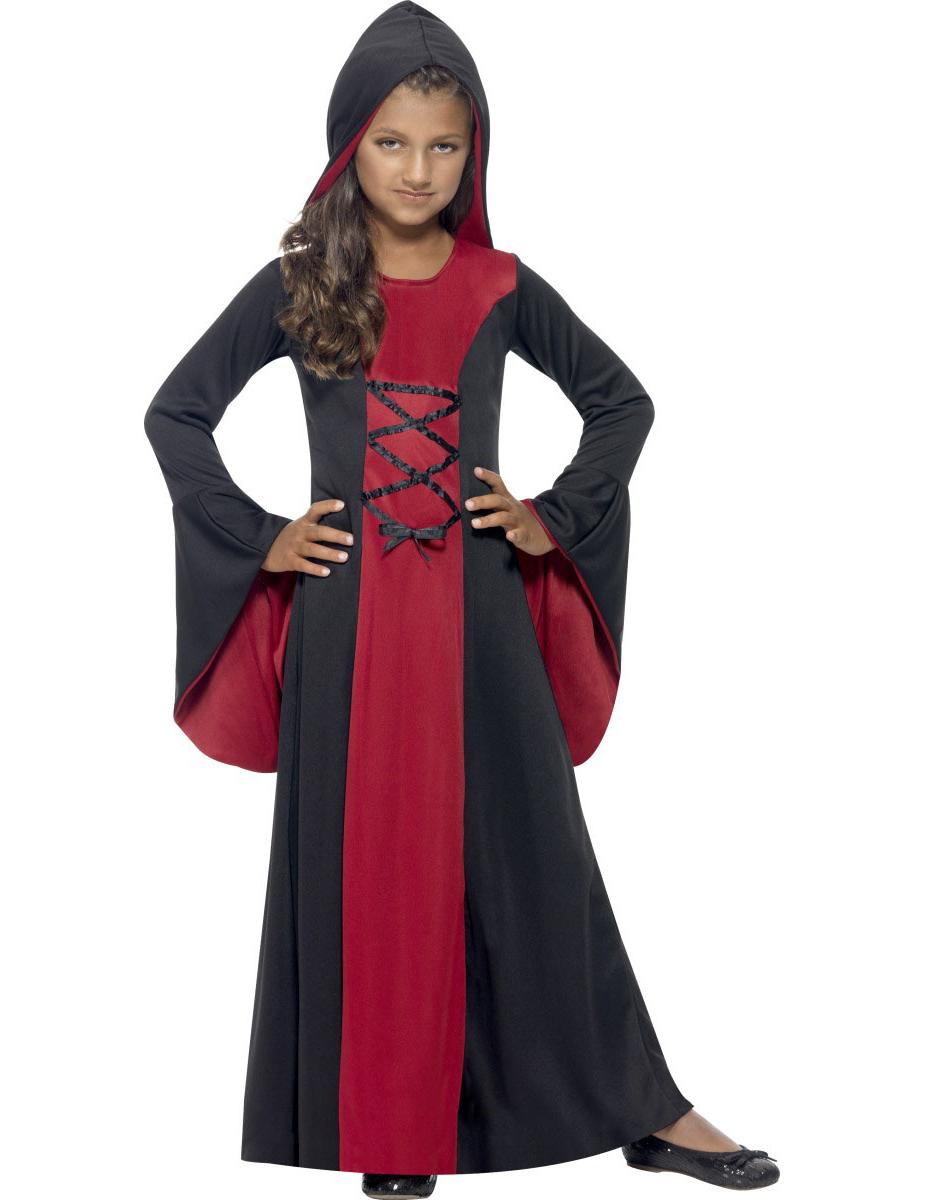 *Zauberin Kostüm für Mädchen*