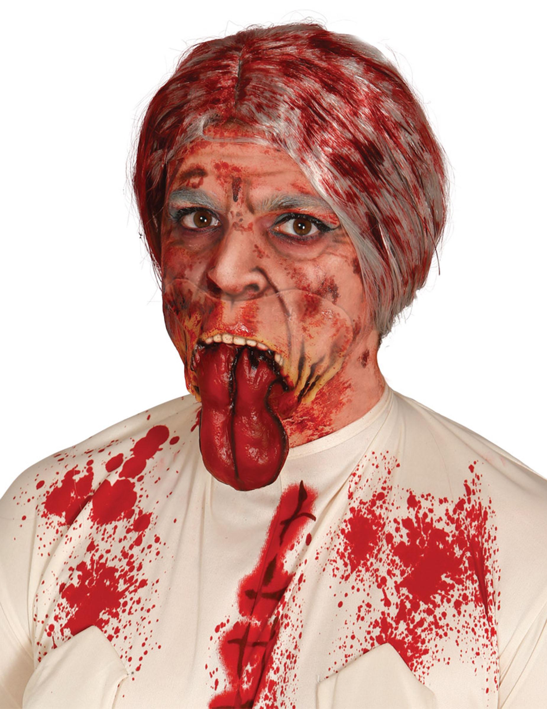 #Kieferbruch Maske für Halloween#