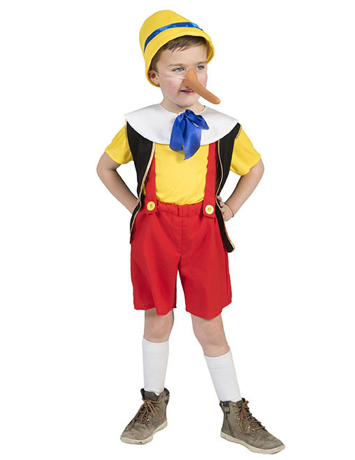 #Kostüm Kleiner Lügner für Jungen#