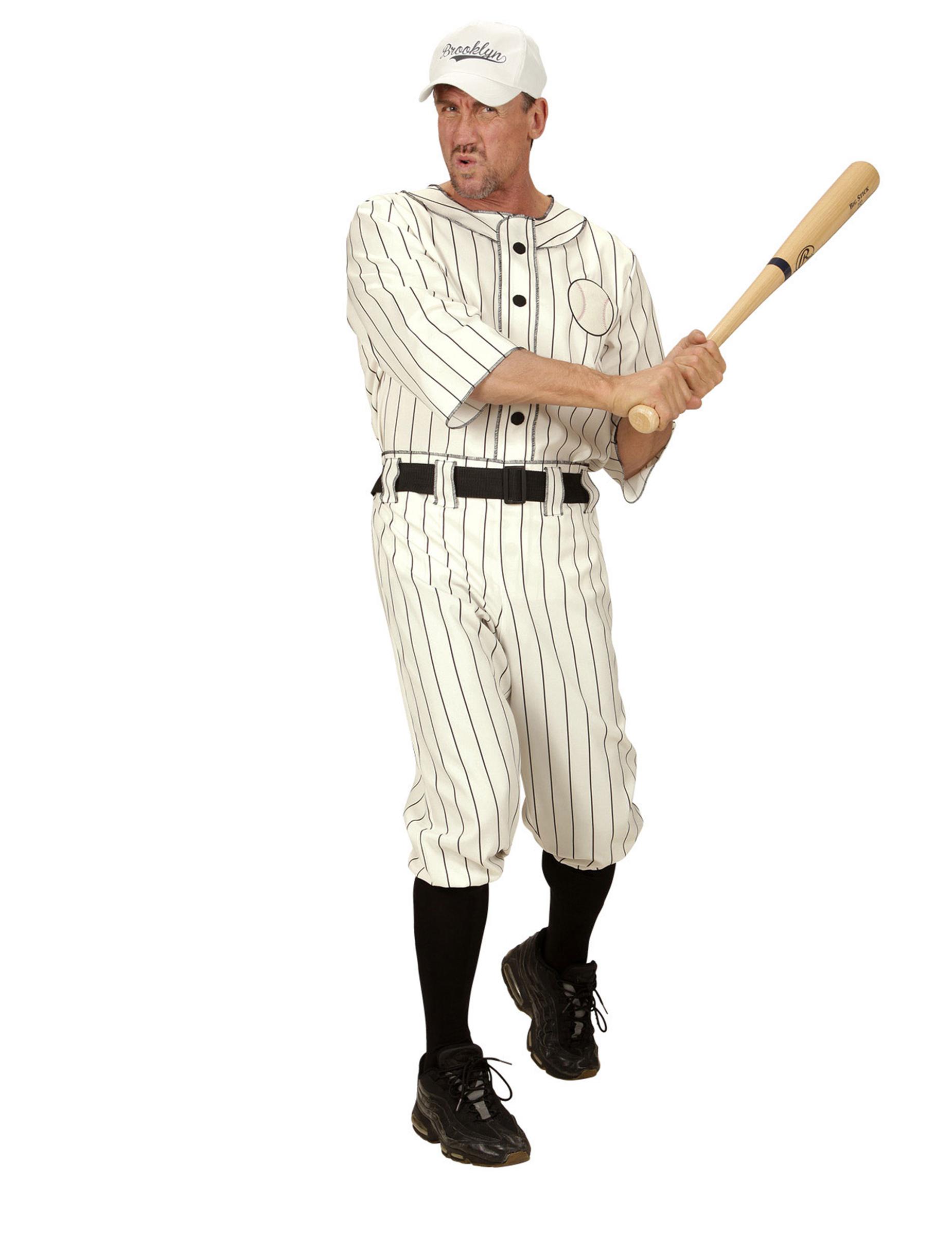 Baseball Spieler Kostm Fr Herren Kostme Fr Erwachsene
