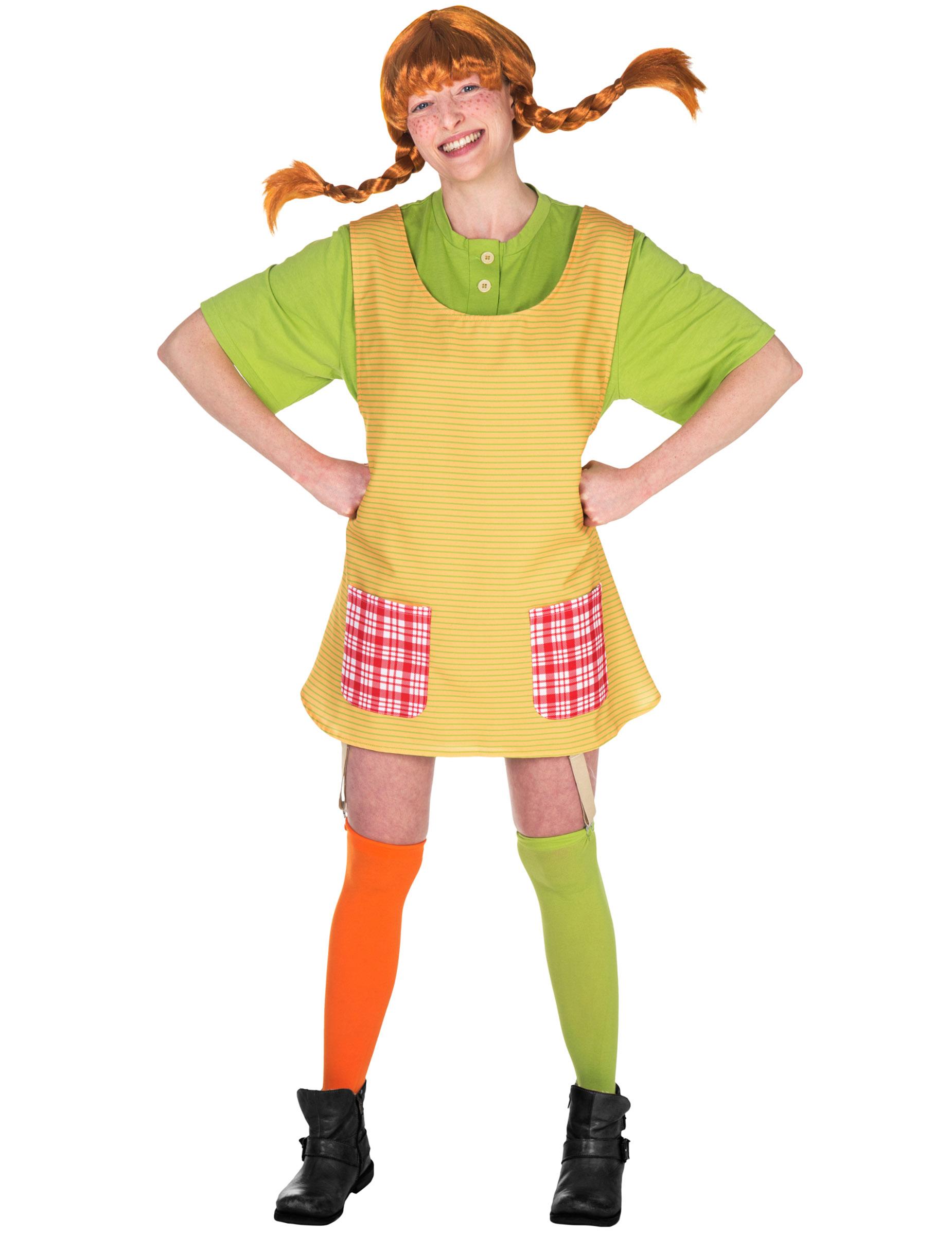 Kostüm Pippi Langstrumpf : original pippi langstrumpf kost m ~ Frokenaadalensverden.com Haus und Dekorationen